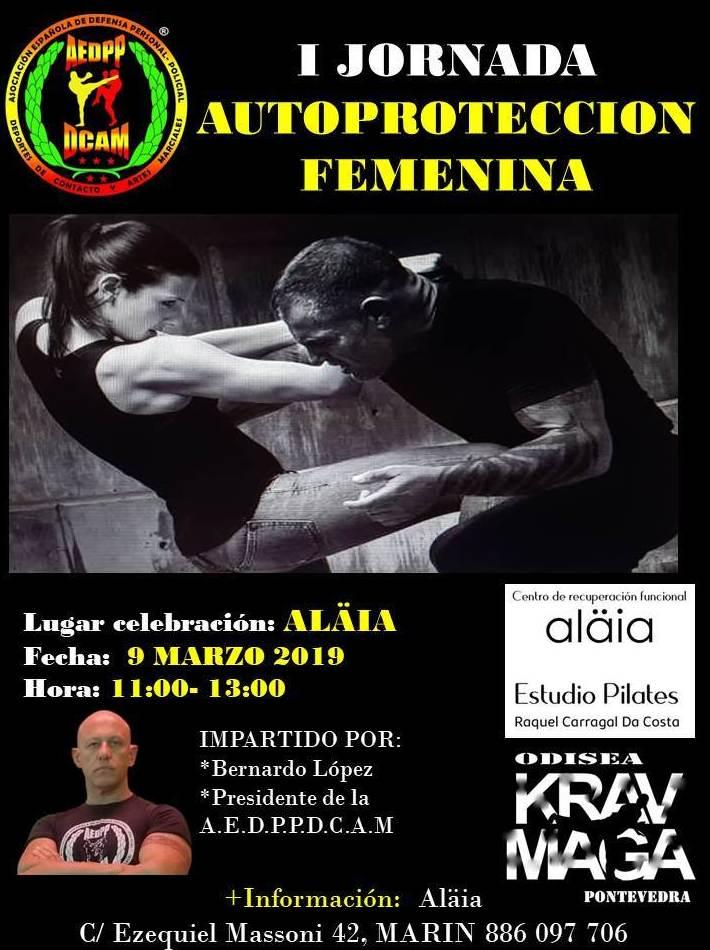 SEMINARIO AUTOPROTECCIÓN FEMENINA