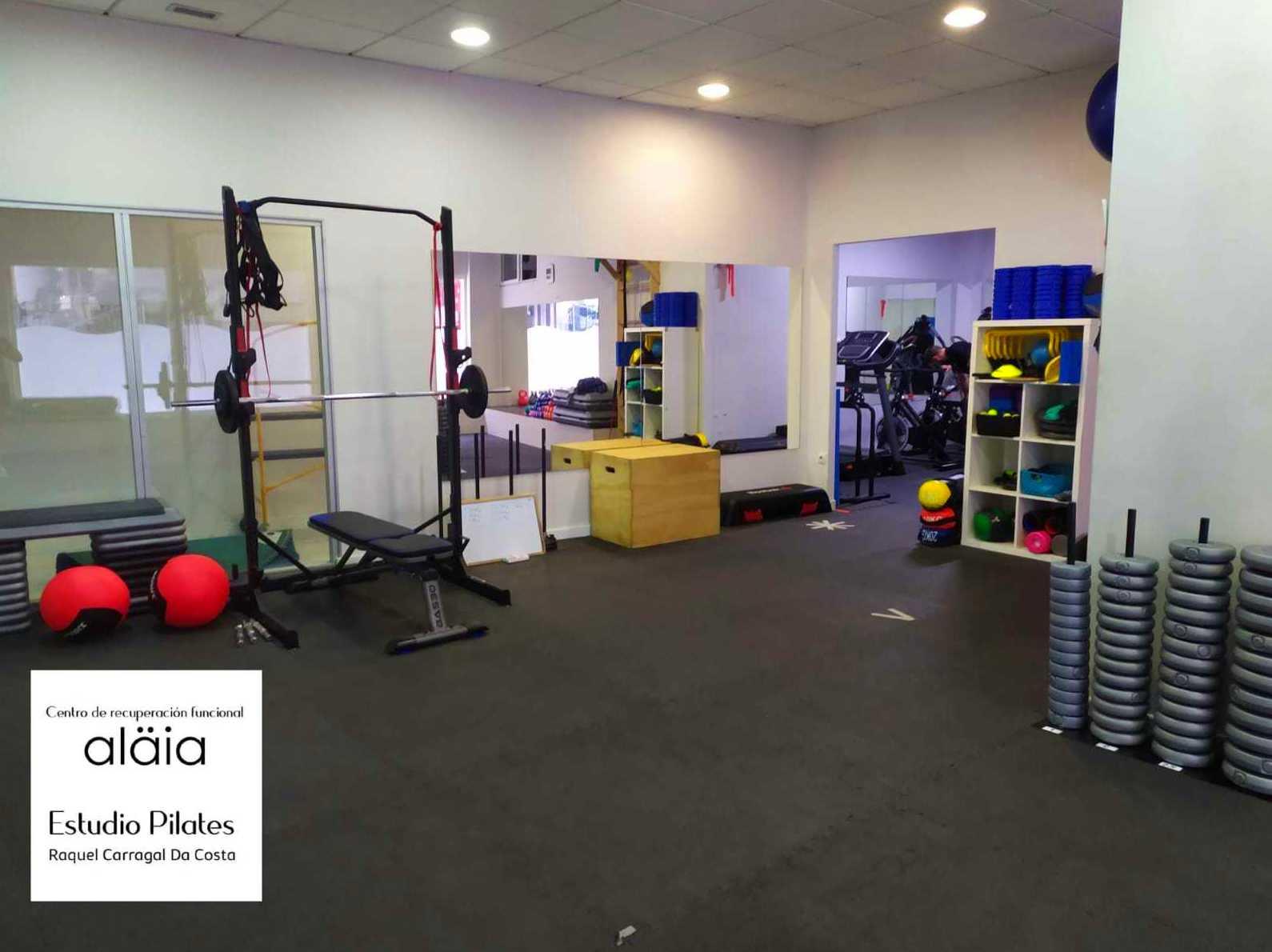 Foto 29 de Pilates, fitness y otras actividades físicas en Marín | Alaia salud y pilates