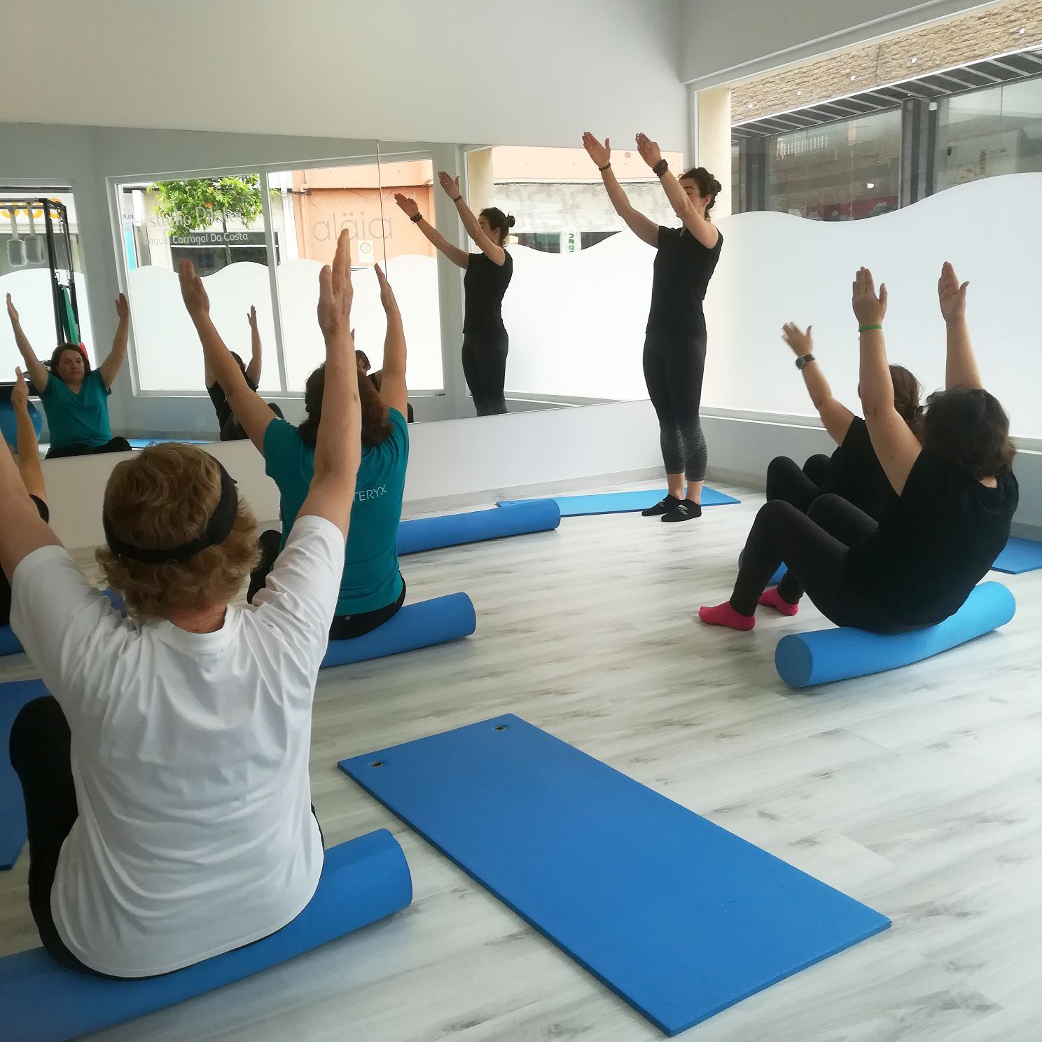 Súmate a la eficaz gimnasia hipopresiva