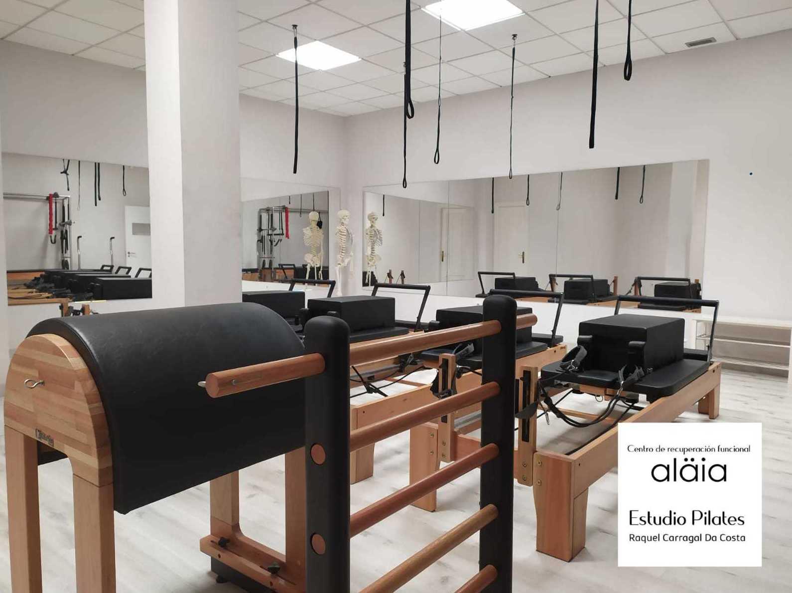 Foto 1 de Pilates, fitness y otras actividades físicas en Marín | Alaia salud y pilates