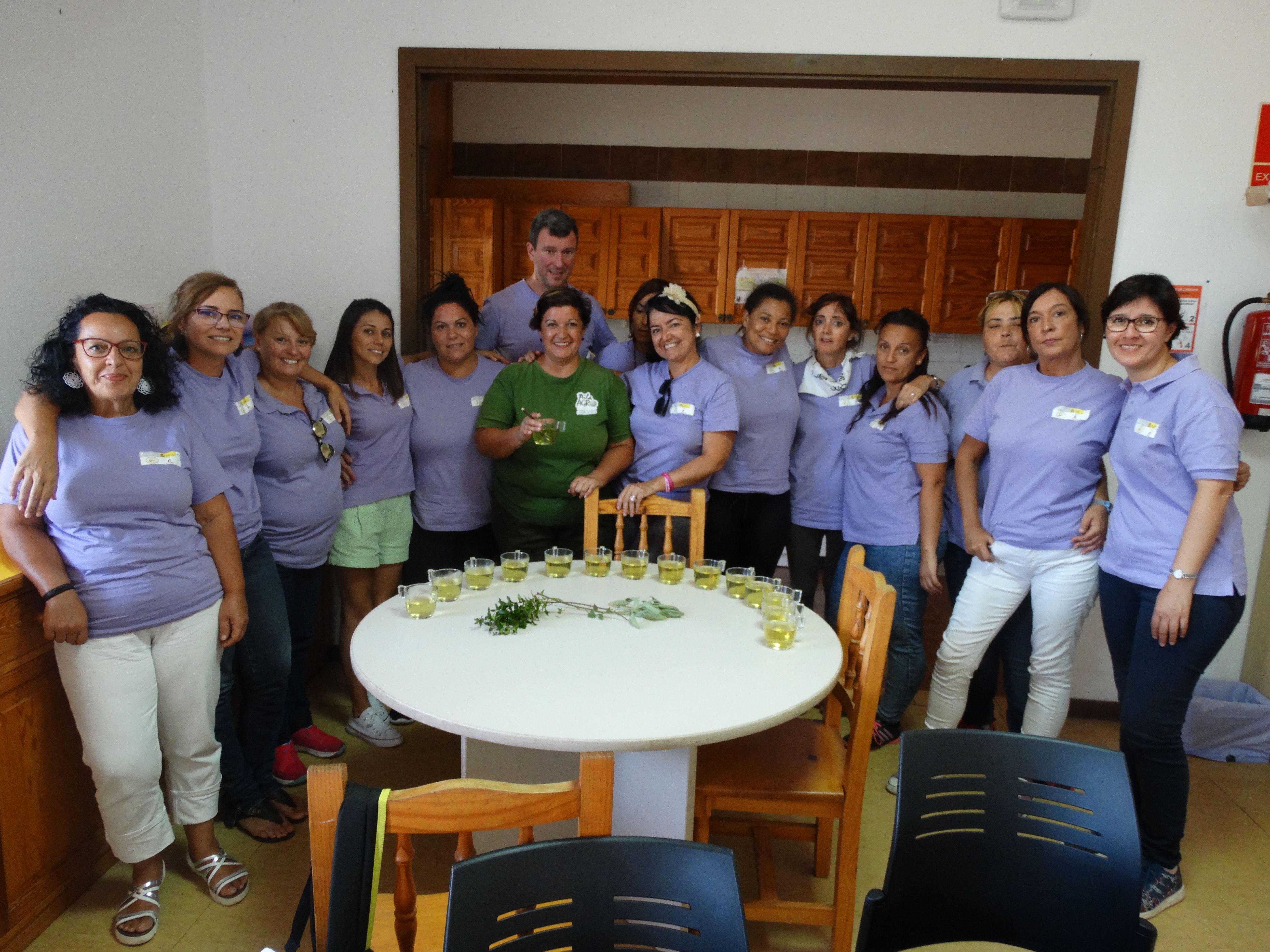 Sensibilización Medioambiental: Proyectos y Servicios de Asociación Domitila