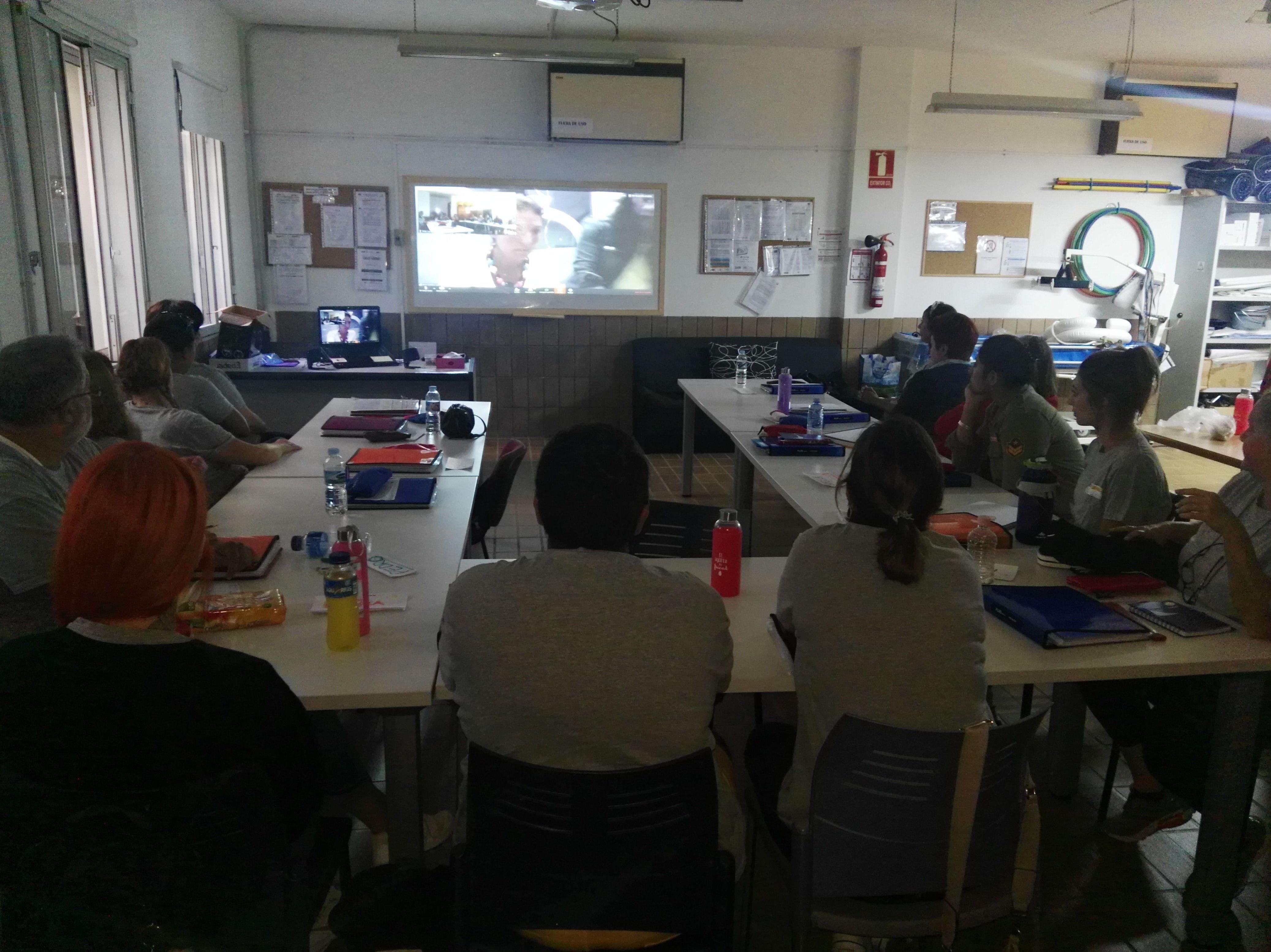 1ª FERIA DE APOYO ACTIVO: Proyectos y Servicios de Asociación Domitila