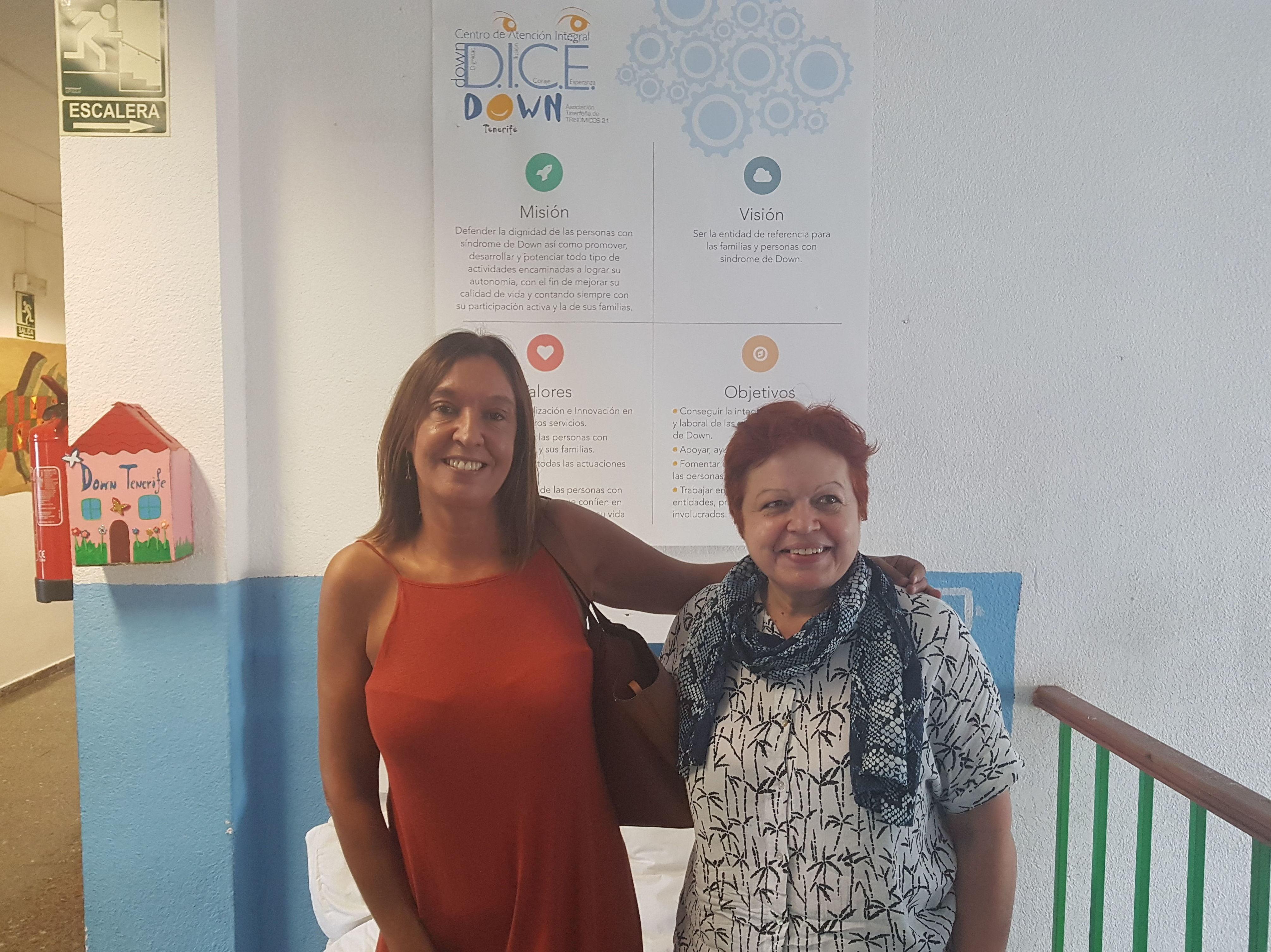 SINERGIA ENTRE COMPAÑERAS EN DOWN.: Proyectos y Servicios de Asociación Domitila