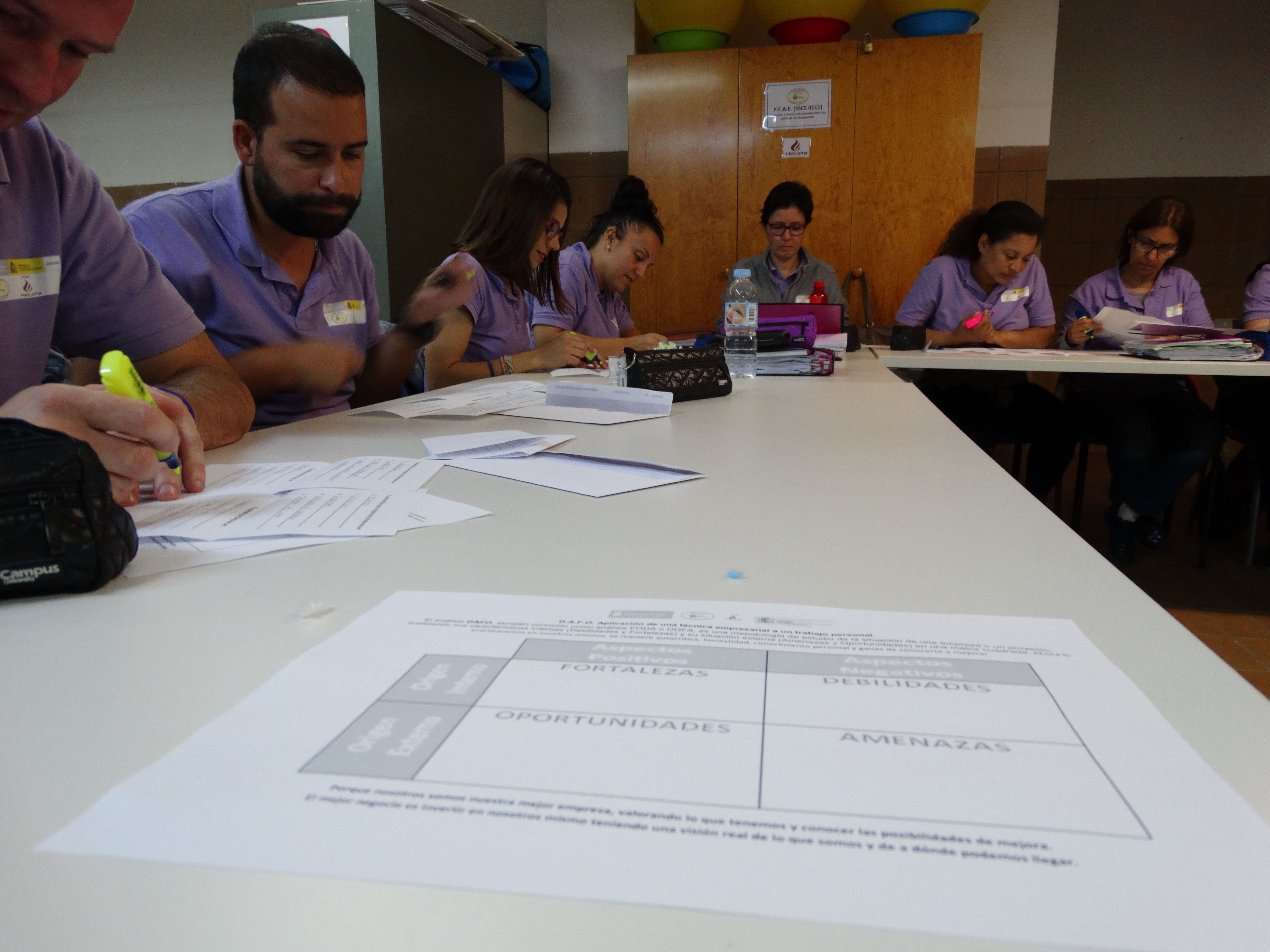 Habilidades Sociales Para el Empleo: Proyectos y Servicios of Asociación Domitila