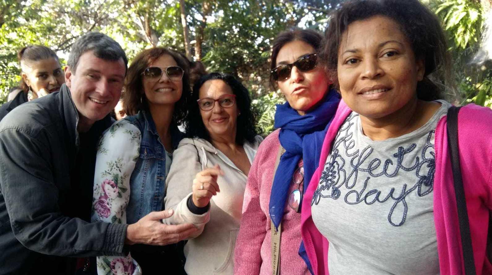 Campus de C.O. La Victoria: Proyectos y Servicios de Asociación Domitila