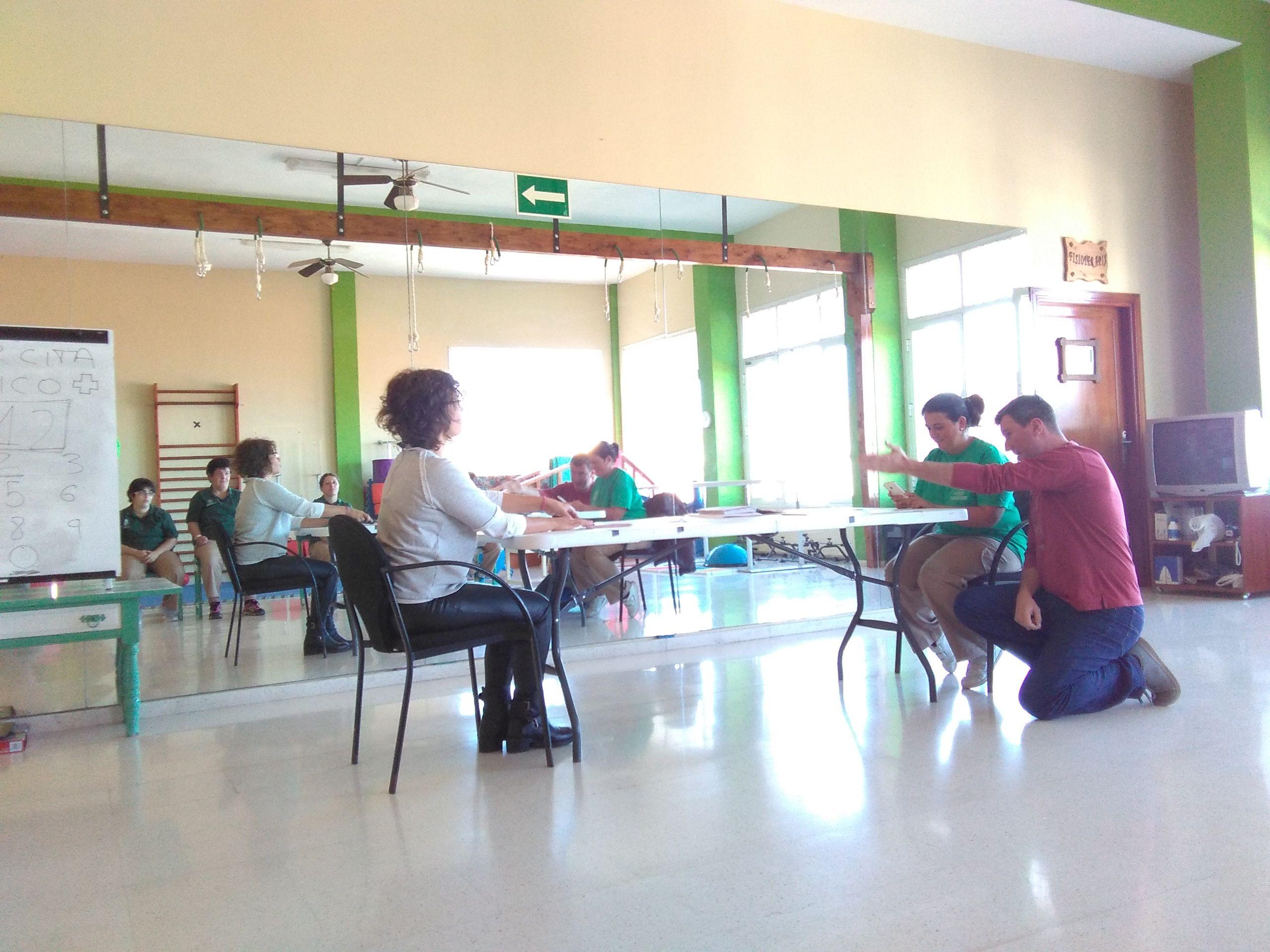 Actividades y talleres: Proyectos y Servicios de Asociación Domitila