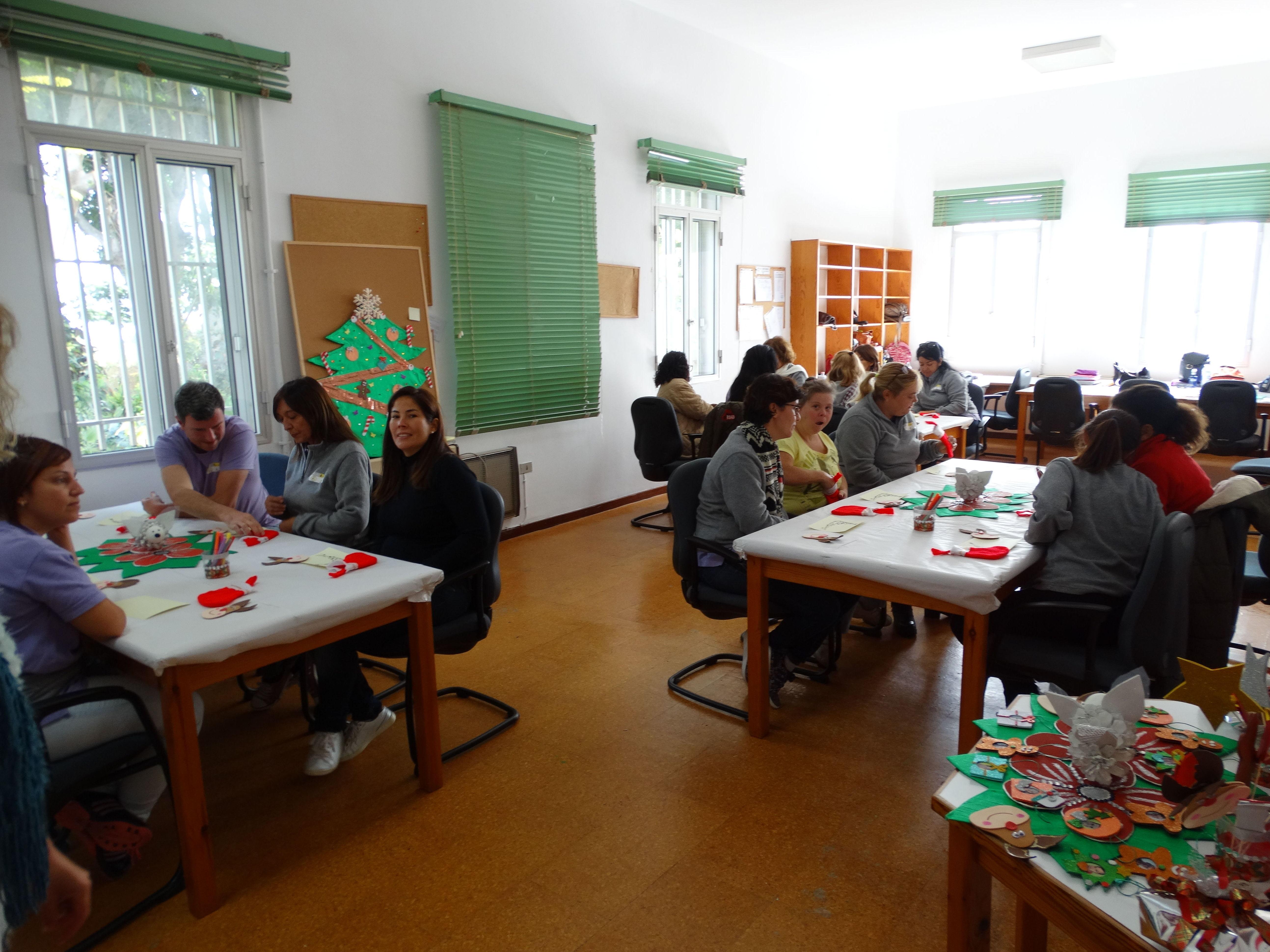 World Café con el C.O. Arcoiris: Proyectos y Servicios de Asociación Domitila