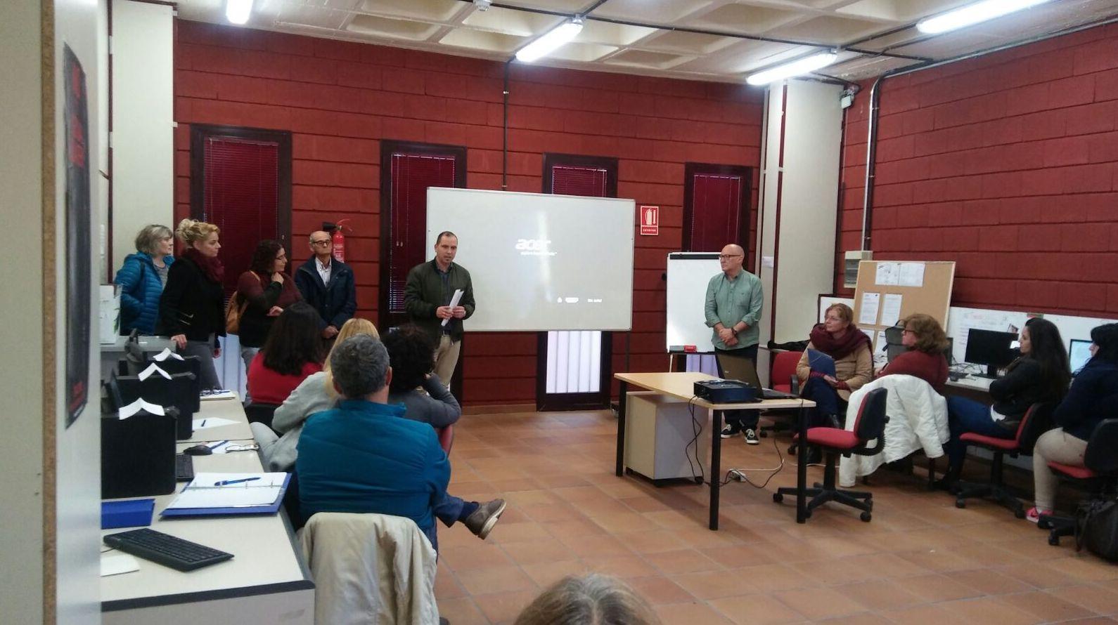 Inauguración proyecto Piiil Atenea