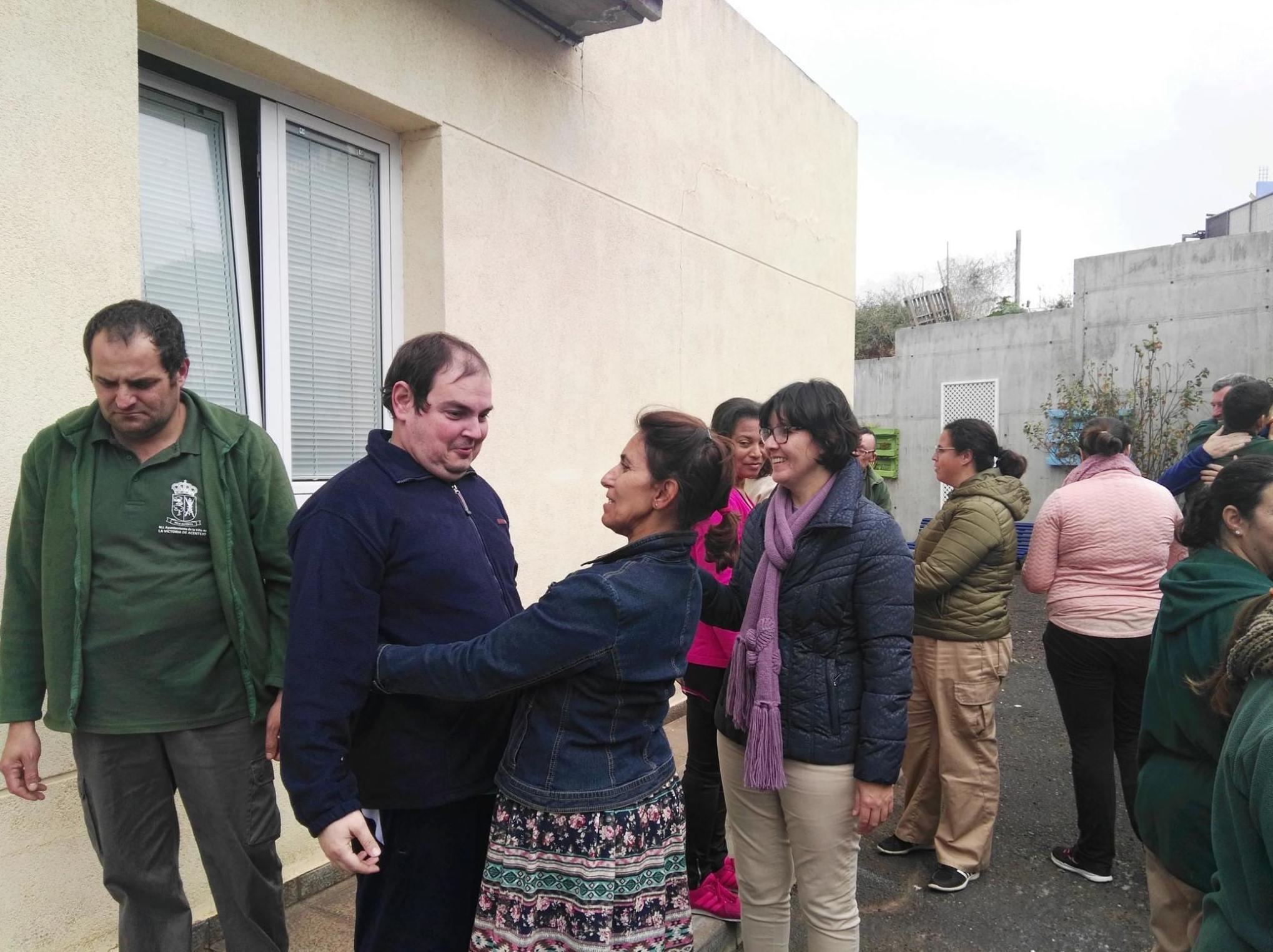 DESPEDIDA LA C.O. LA VICTORIA: Proyectos y Servicios de Asociación Domitila
