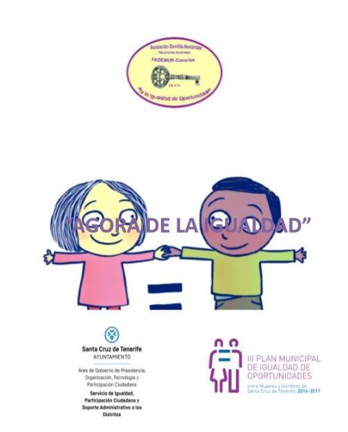 Área de Igualdad - proyecto 2017