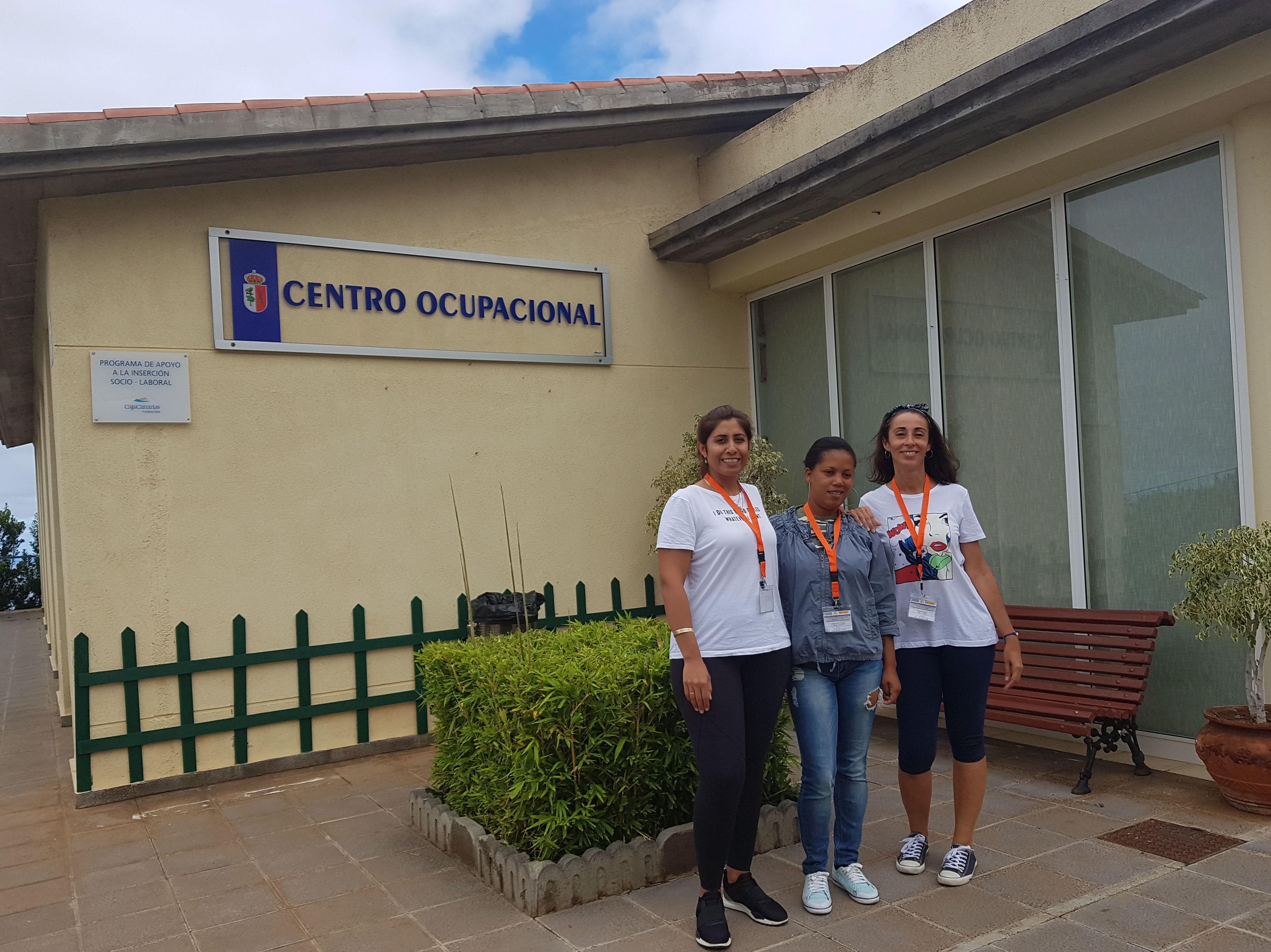 INTERVENCIÓN DIRECTA EN OCIO EN EL CENTRO OCUPACIONAL DE LA VICTORIA: Proyectos y Servicios de Asociación Domitila