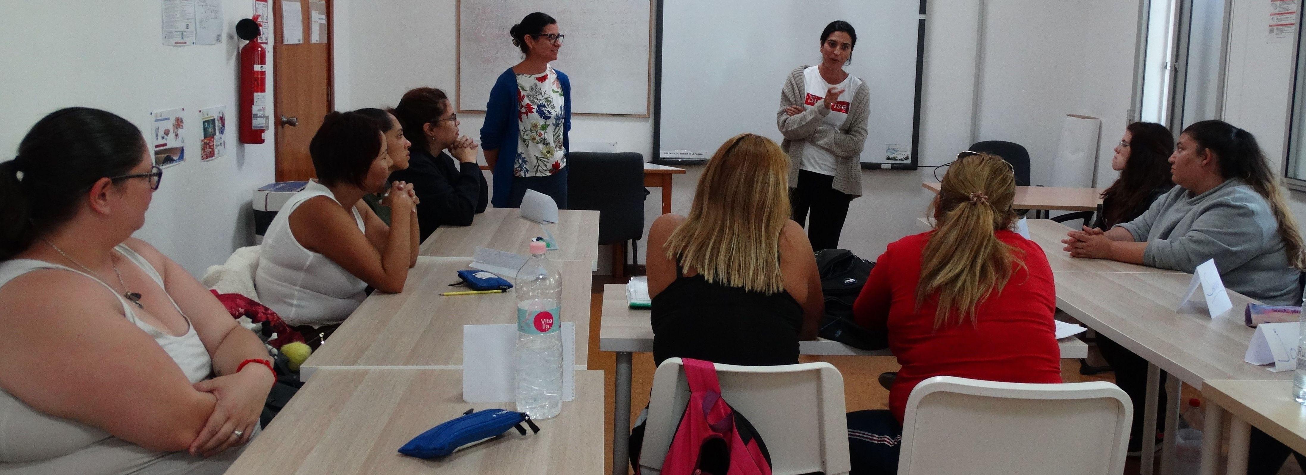 Foto 7 de Asociación sin ánimo de lucro especializada en la promoción de Igualdad de Oportunidades en Santa Cruz de Tenerife | Asociación Domitila