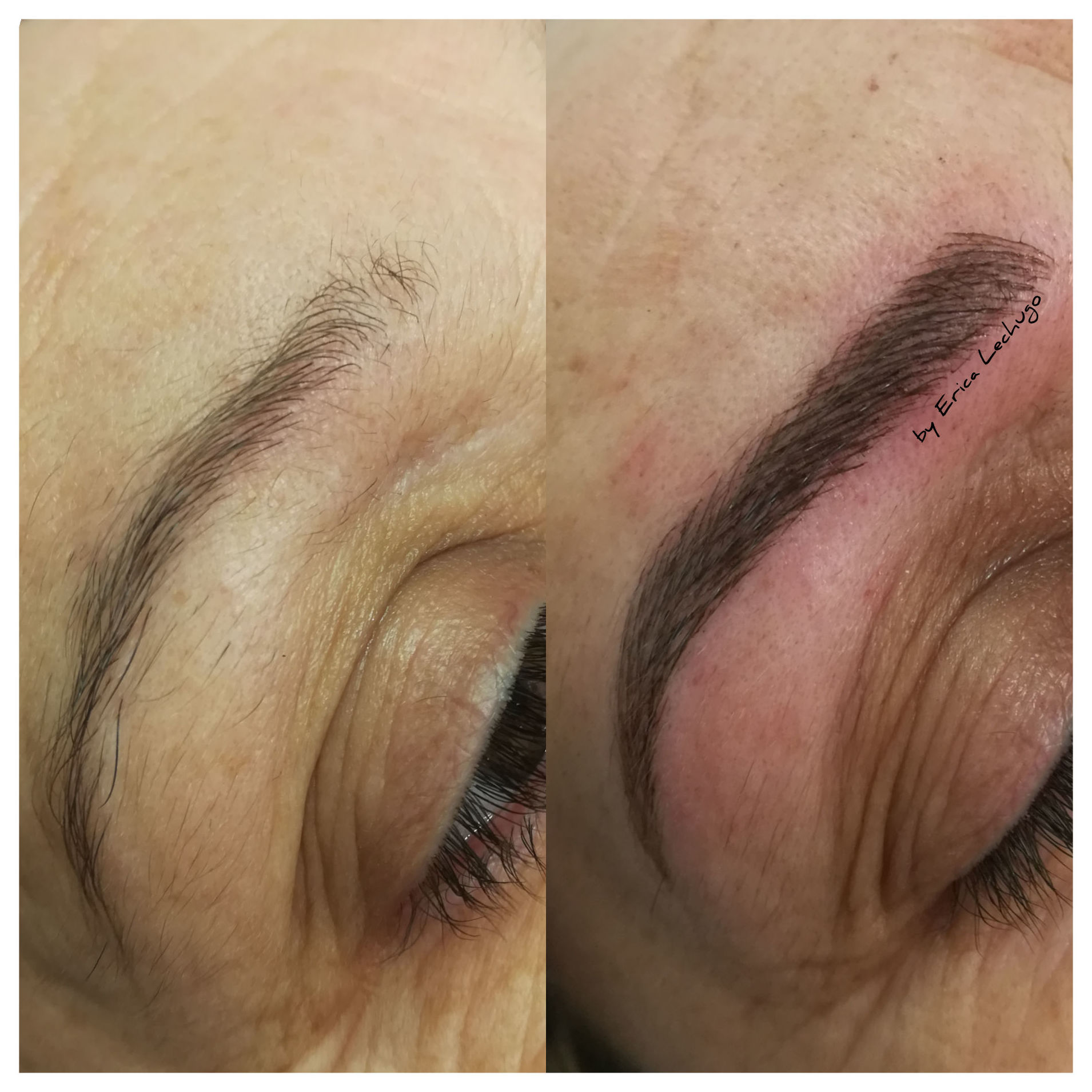 Microblading by Erica Lechugo
