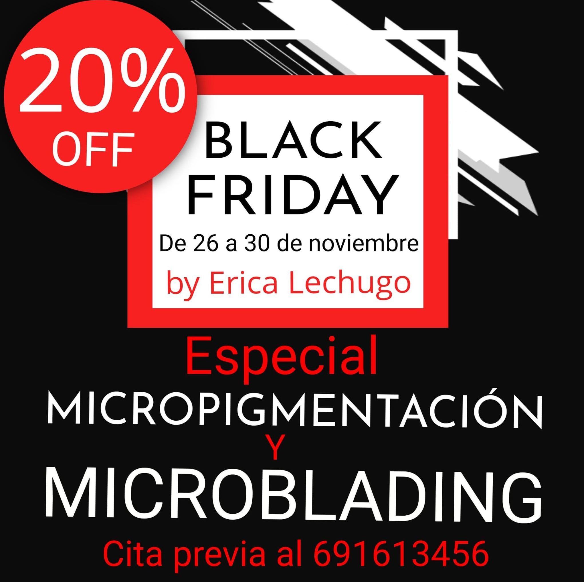 Black Friday Microblading