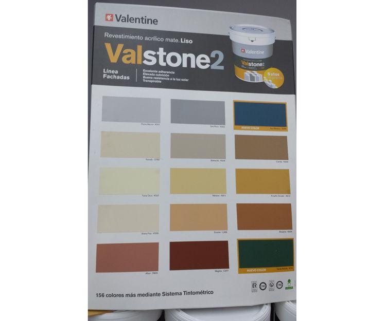 Carta de colores para fachadas