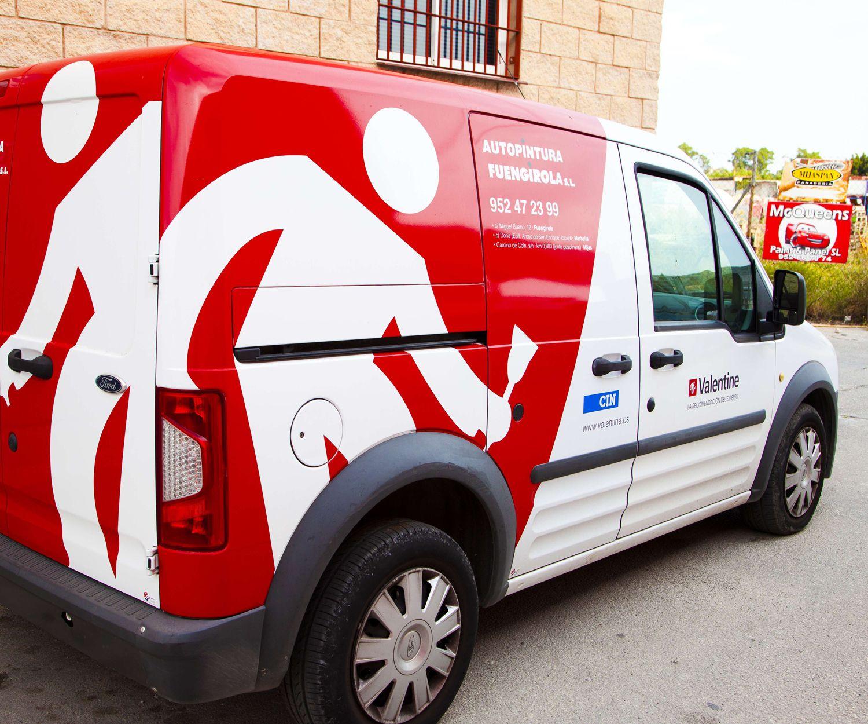 Venta de material de pintura en Fuengirola