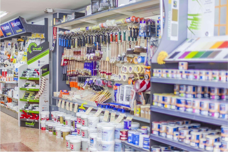 Accesorios de pintura y bricolaje de las mejores marcas del mercado