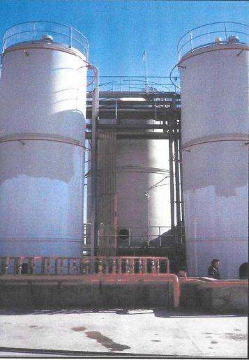 Instalación de tuberías contra incendios y de proceso