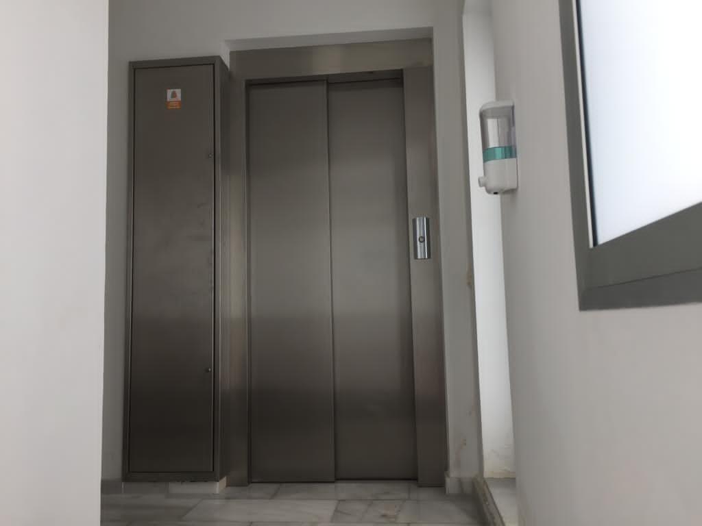Instalación de salva escaleras en Las Palmas