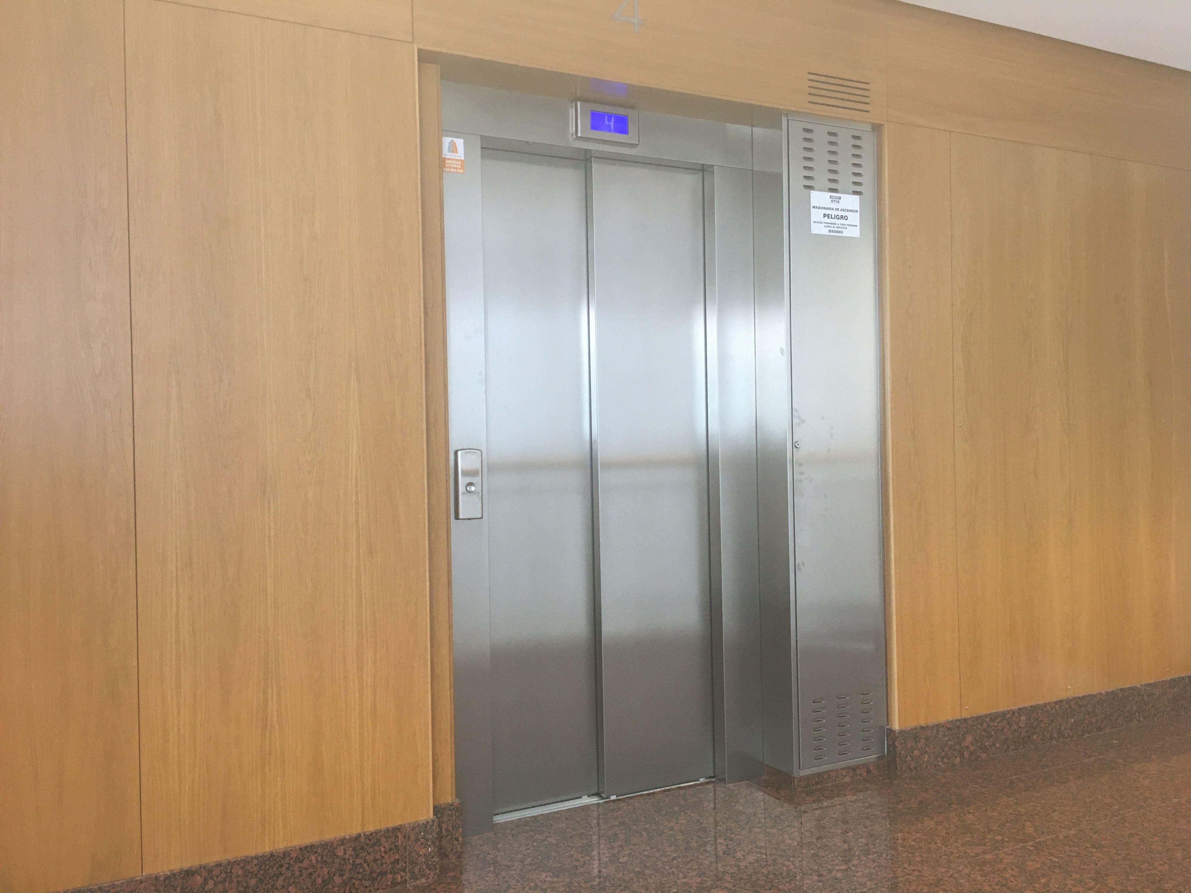 Mantenimiento de ascensores Las Palmas