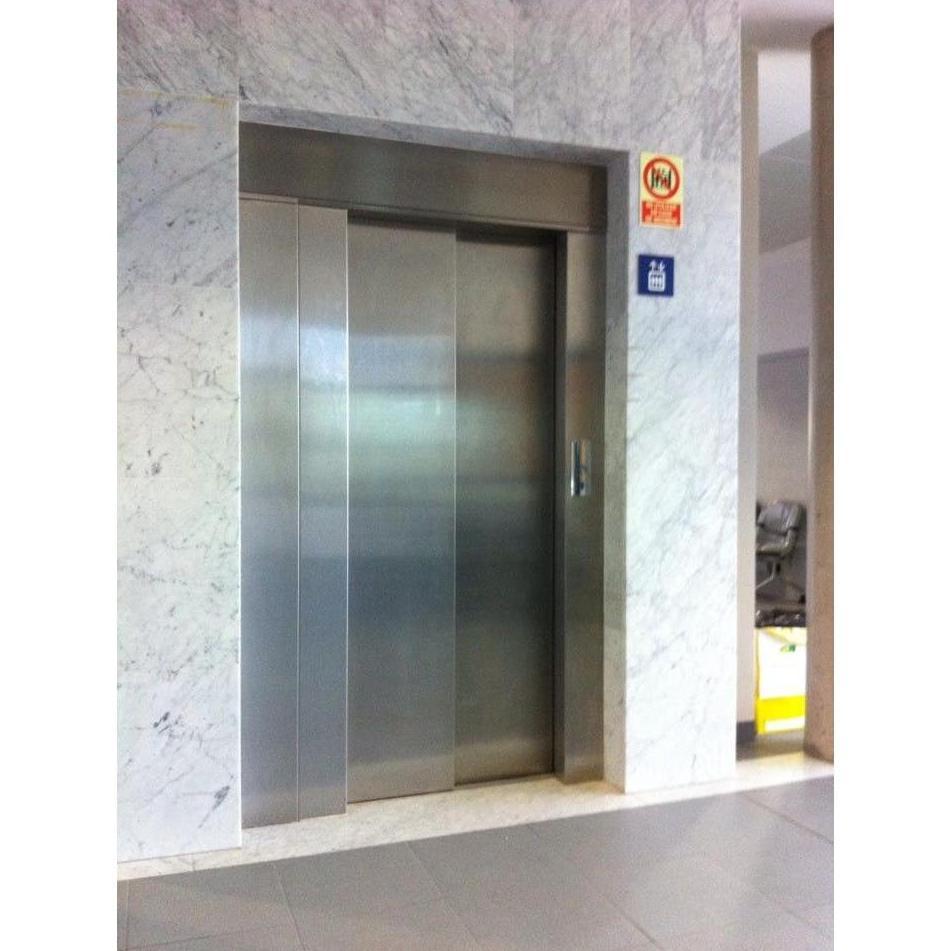 Pulimento puertas exteriores