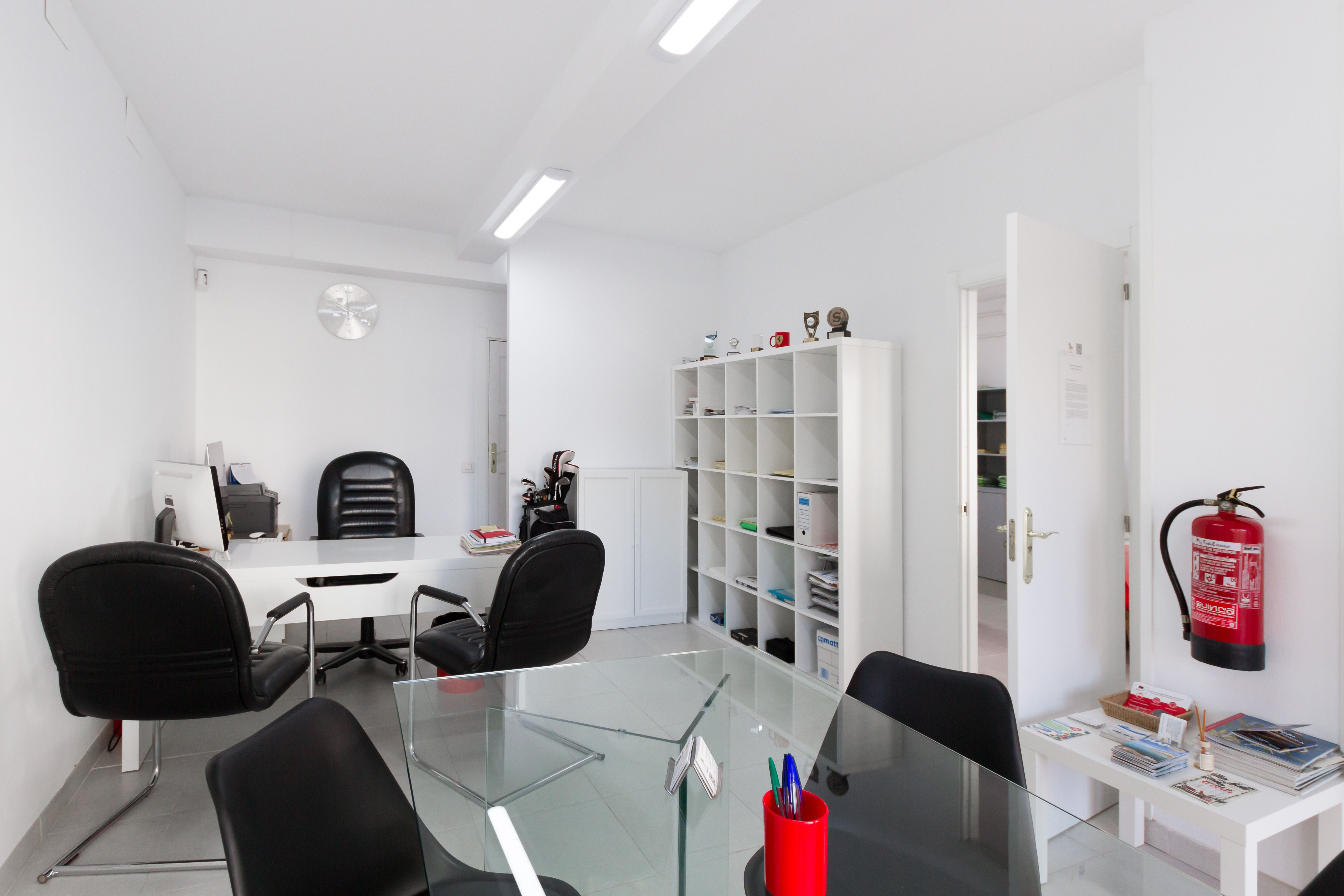 Fondo oficina