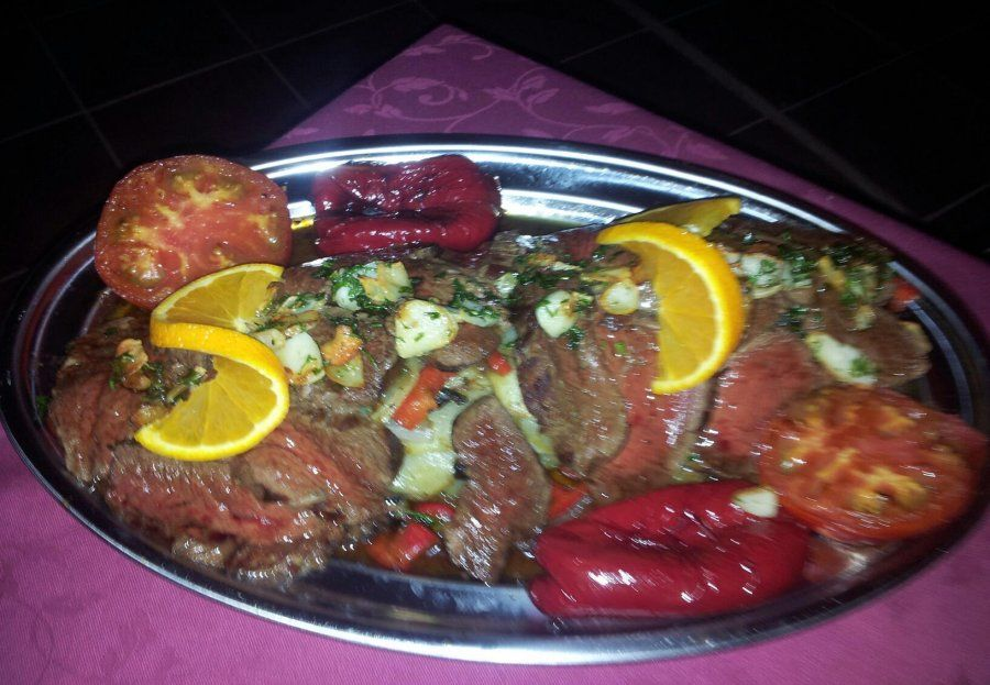 Carnes: Platos de Restaurante Cabosuroeste
