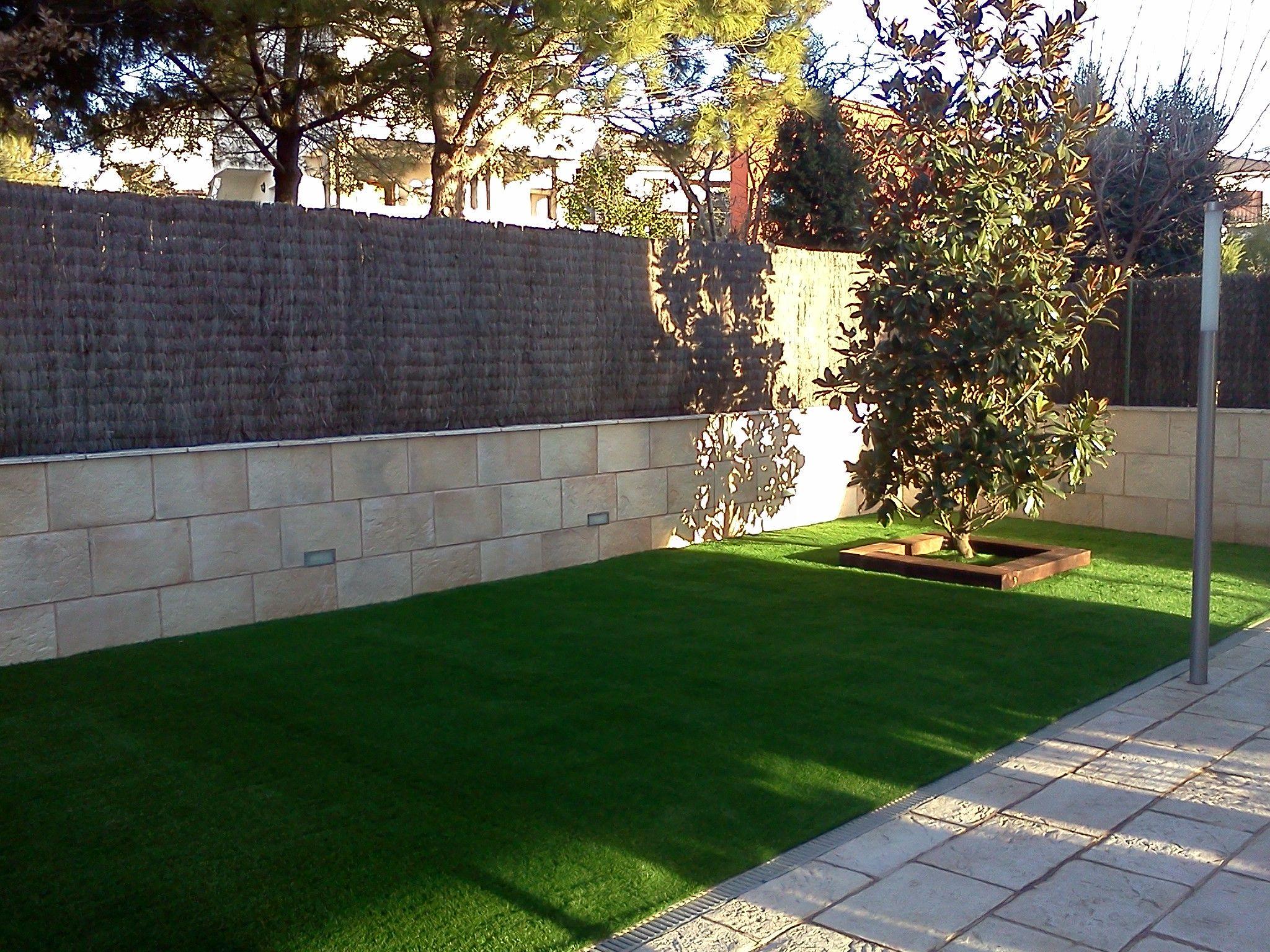 Foto 27 de Diseño y mantenimiento de jardines en Olesa de Montserrat | Jardiart