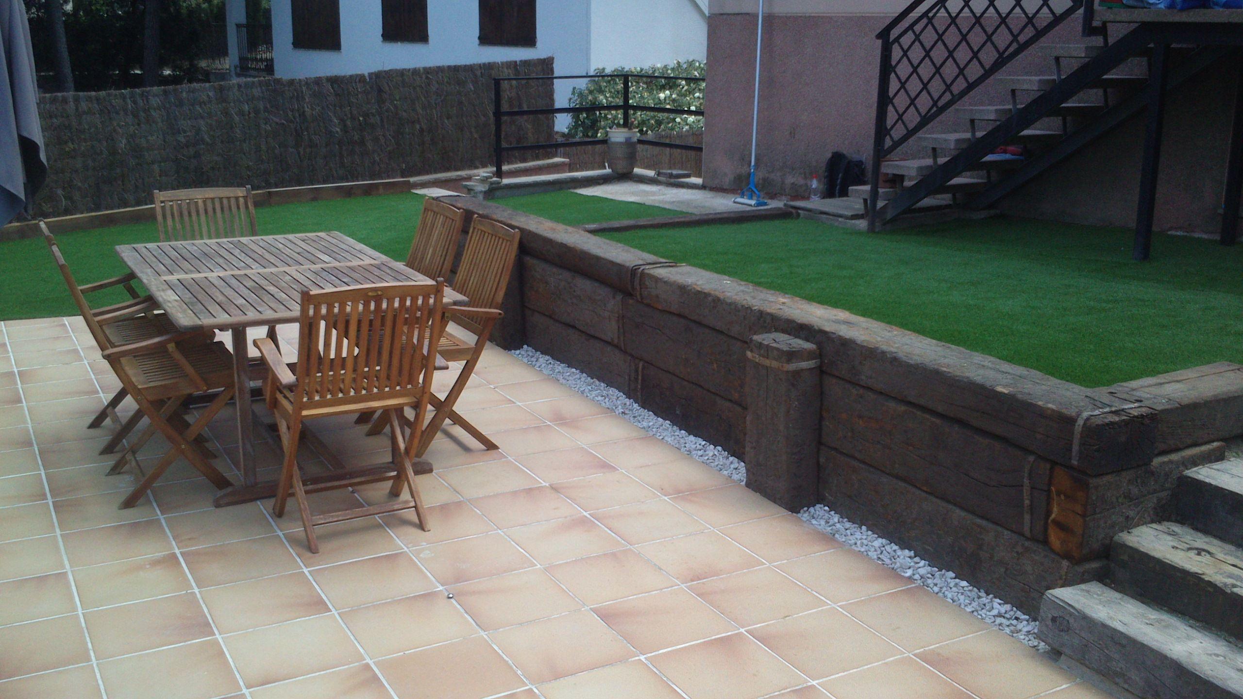 Foto 62 de Diseño y mantenimiento de jardines en Olesa de Montserrat | Jardiart