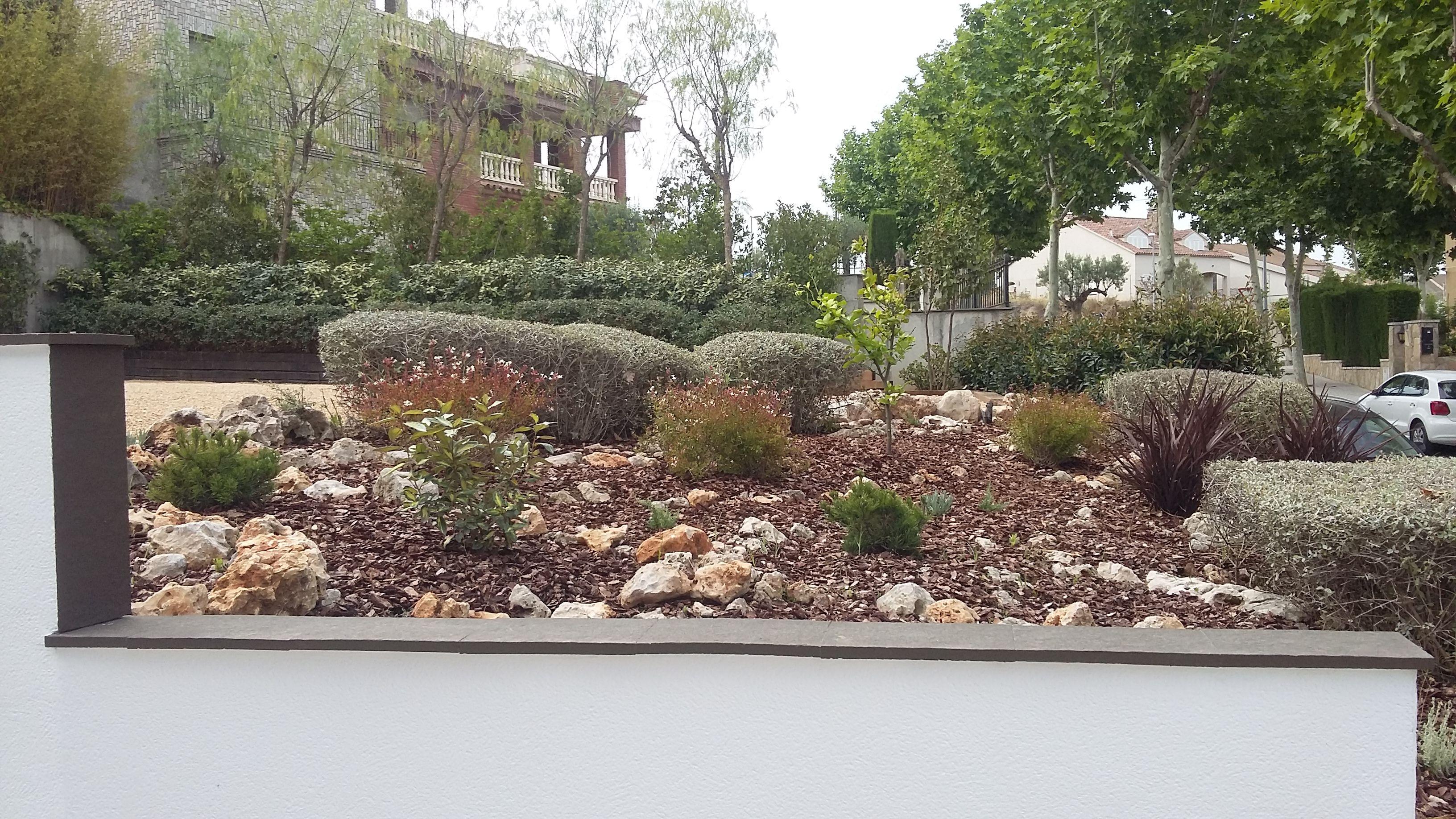 Foto 75 de Diseño y mantenimiento de jardines en Olesa de Montserrat | Jardiart