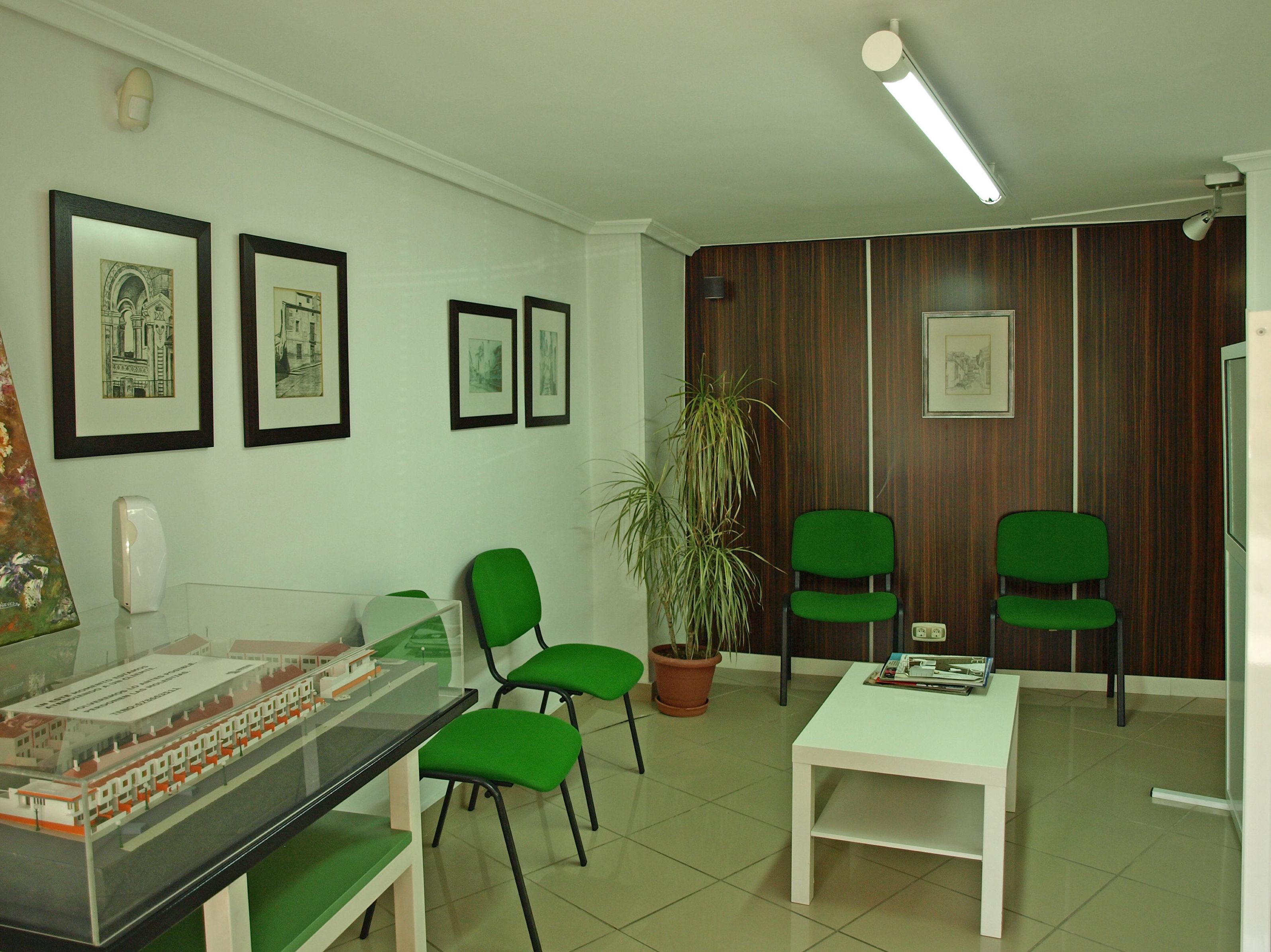 Interior de nuestra inmobiliaria