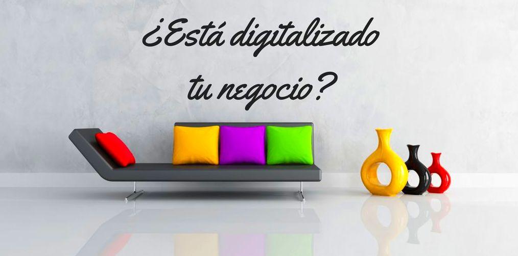 Esta digitalizado tu negocio? La información es poder!!!