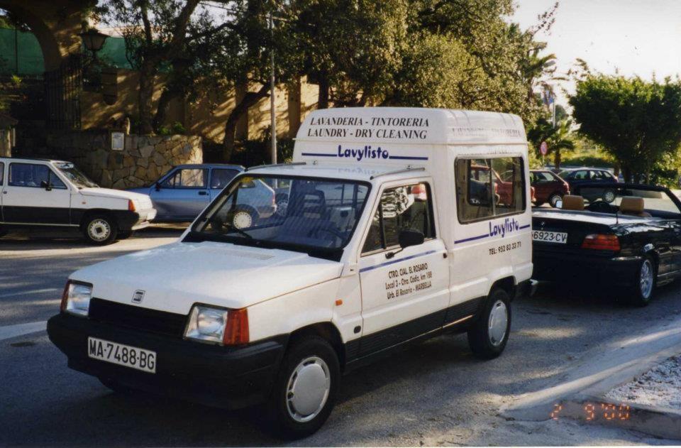 Servicio de recogida y entrega a domicilio: Servicios de Lavandería Tintorería Lavylisto