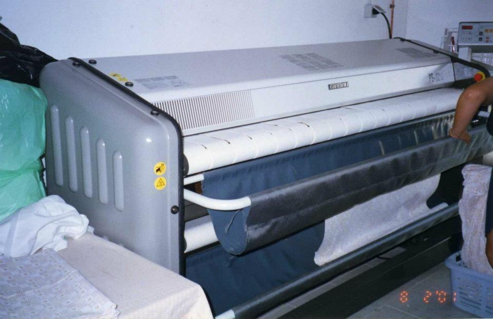 Servicios de lavado y planchado