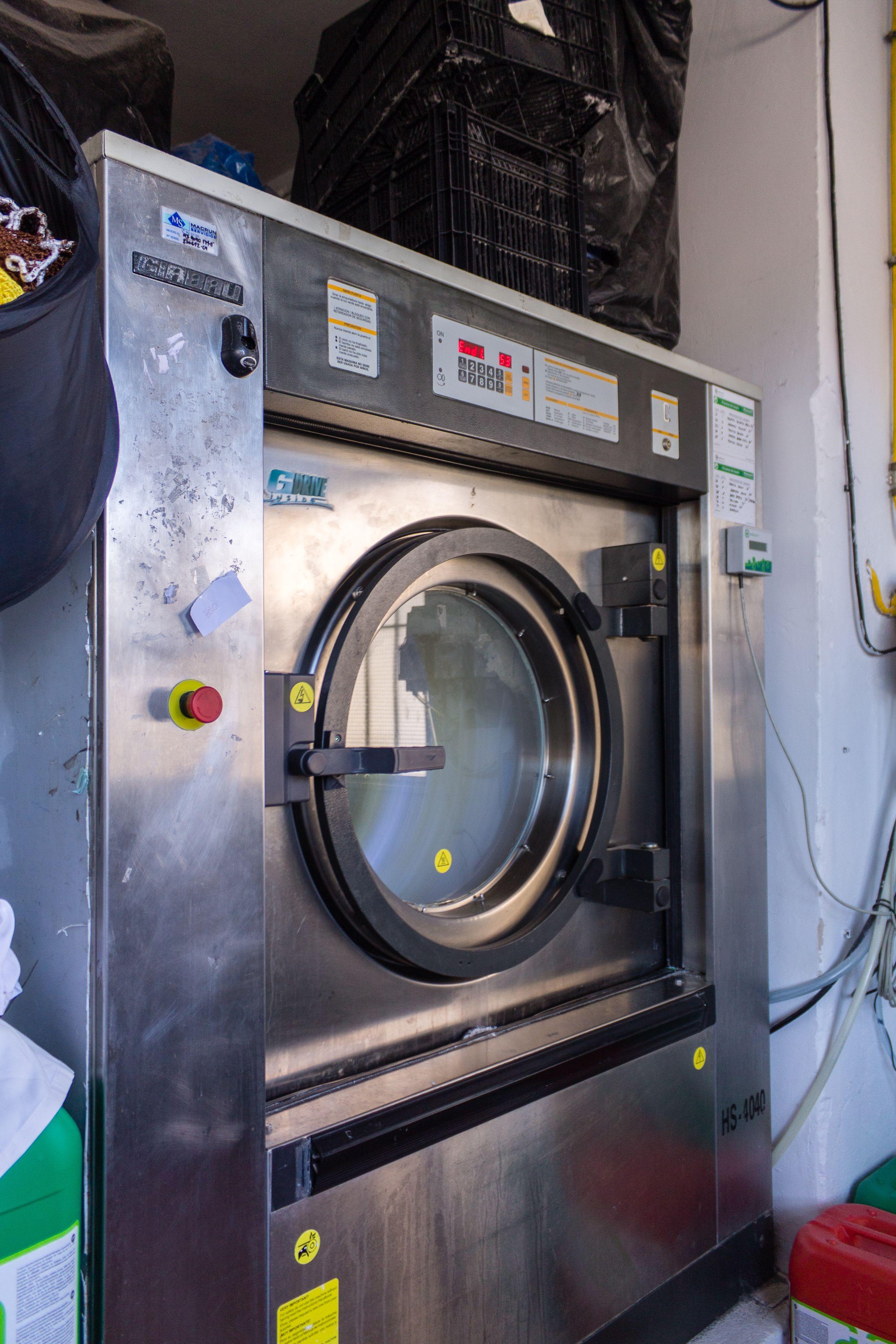 Máquina de lavado profesional