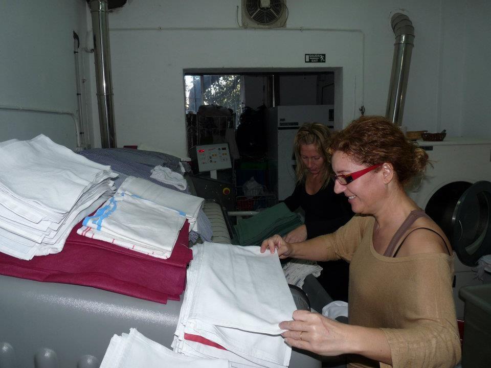 Servicios de lavandería en Marbella