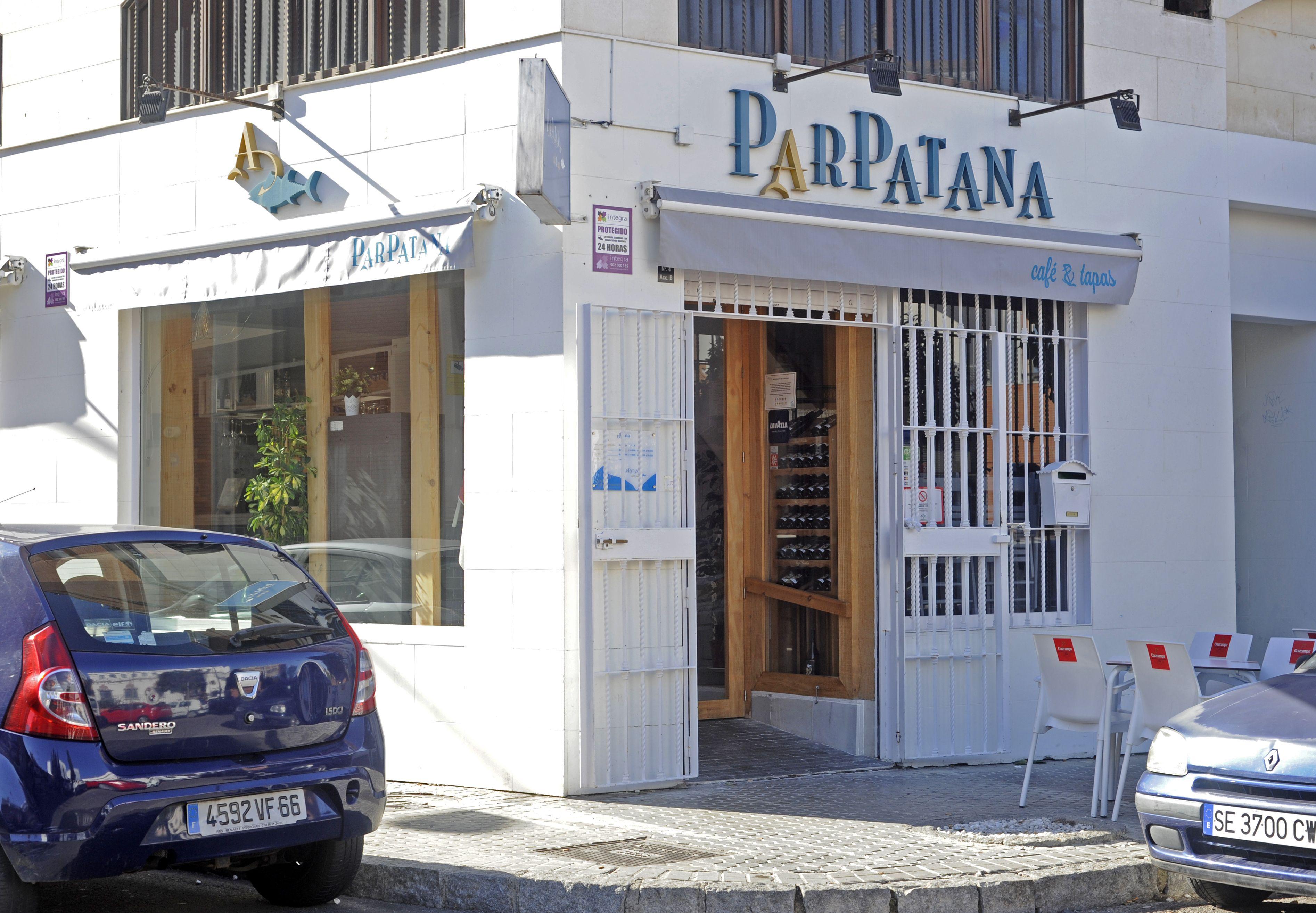 Parpatana Café & Tapas en el Barrio de Nervión de Sevilla