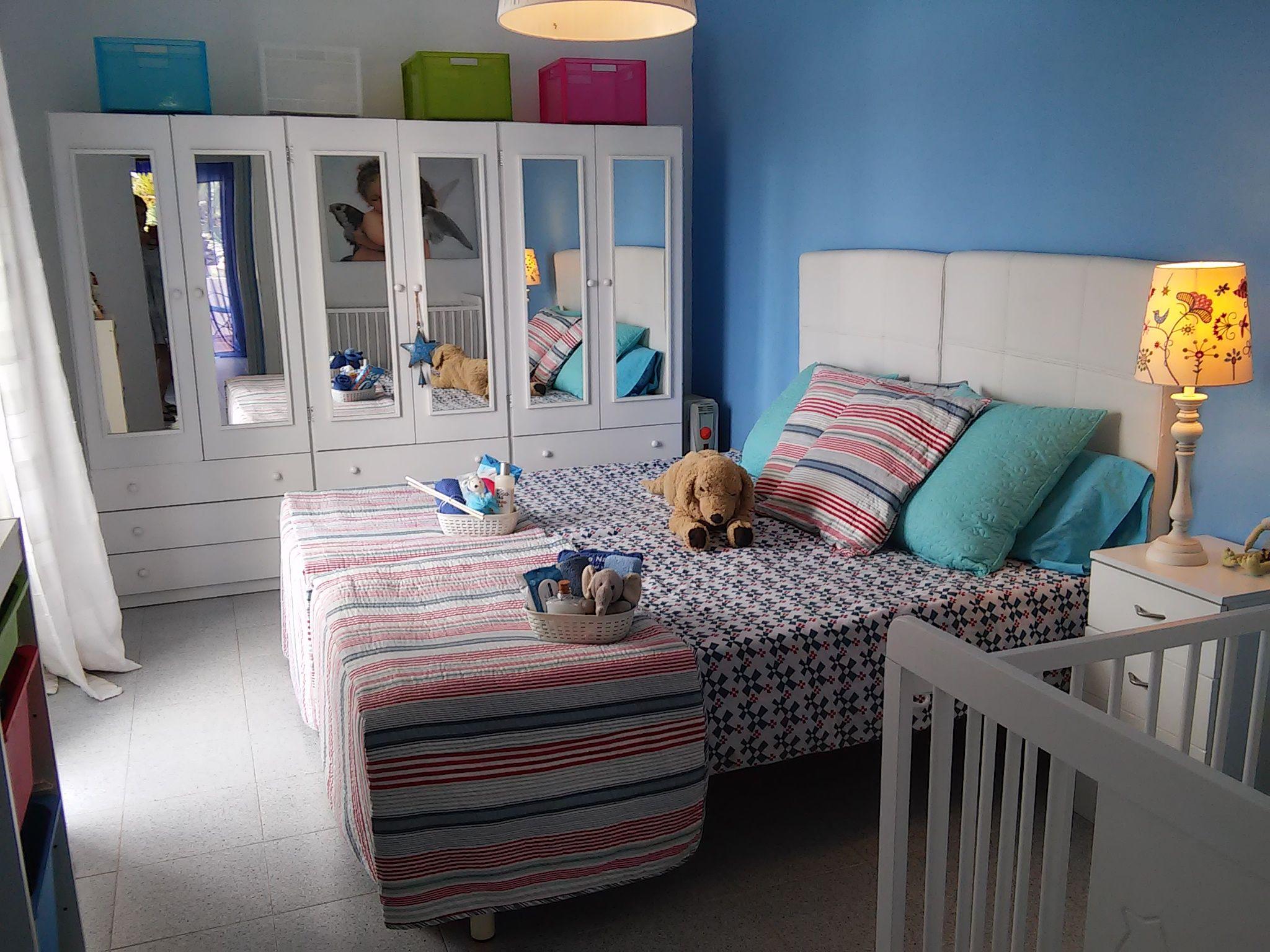 Habitación con cama grande Villa I