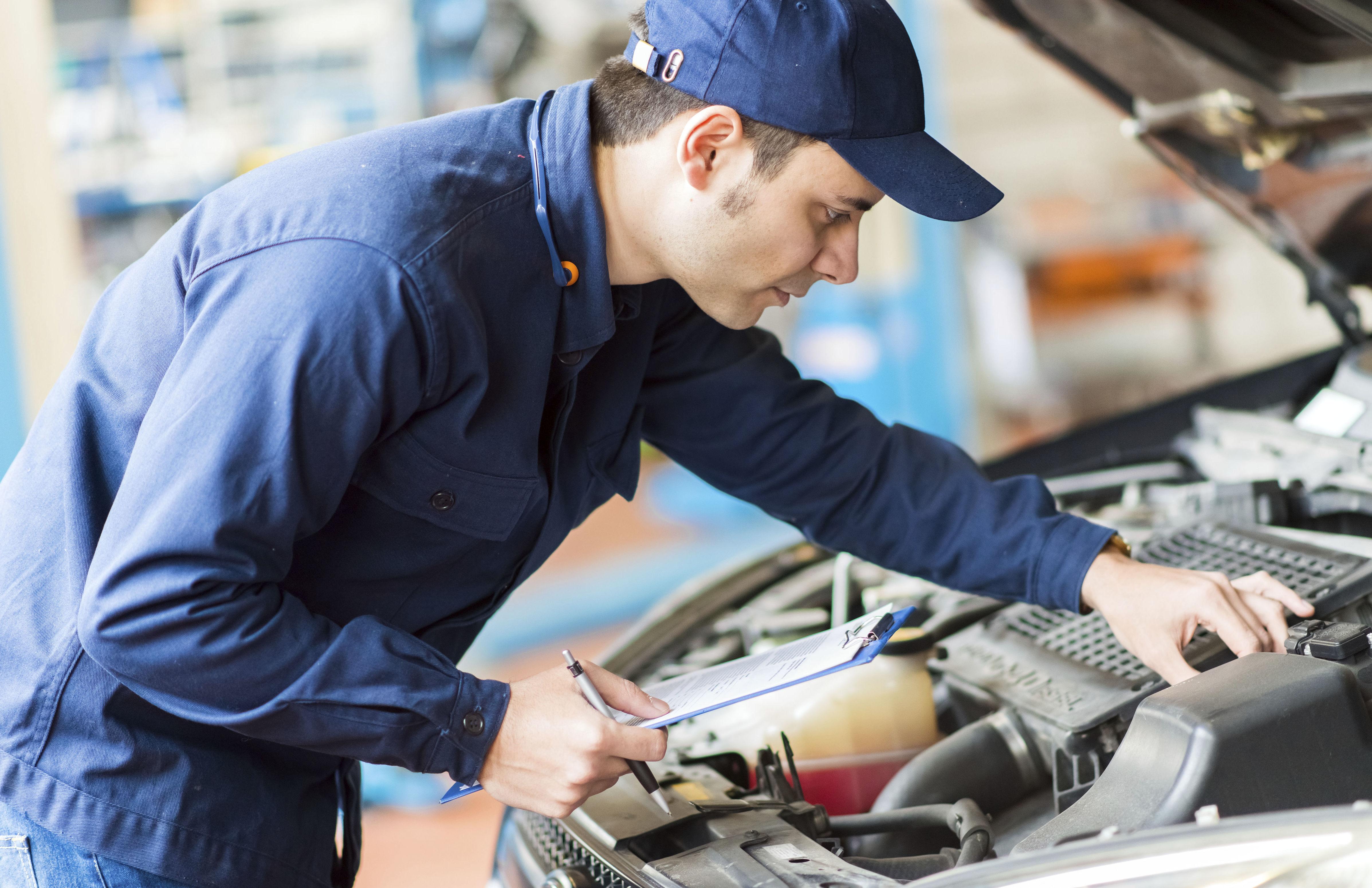 Mecánica general: Servicios de EDOCUSTOMS