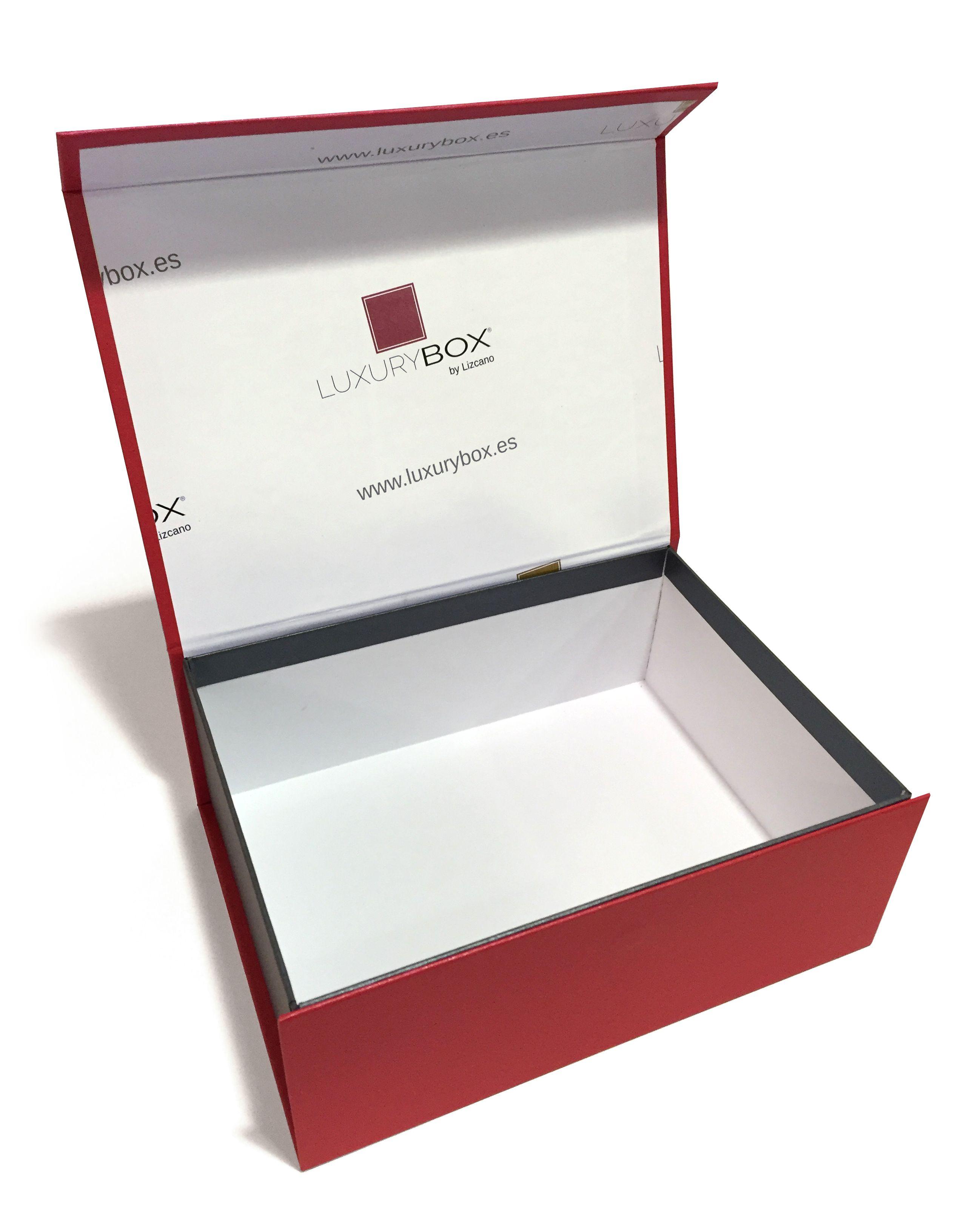 Caja forrada: Catálogo de BY LIZCANO