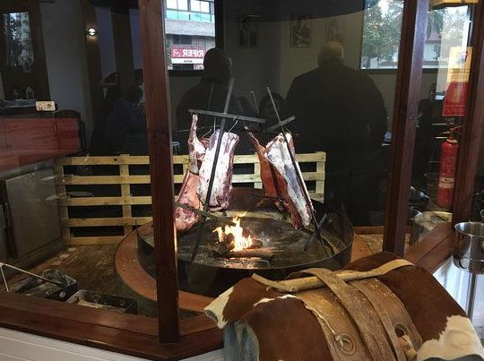 Auténtica gastronomía argentina