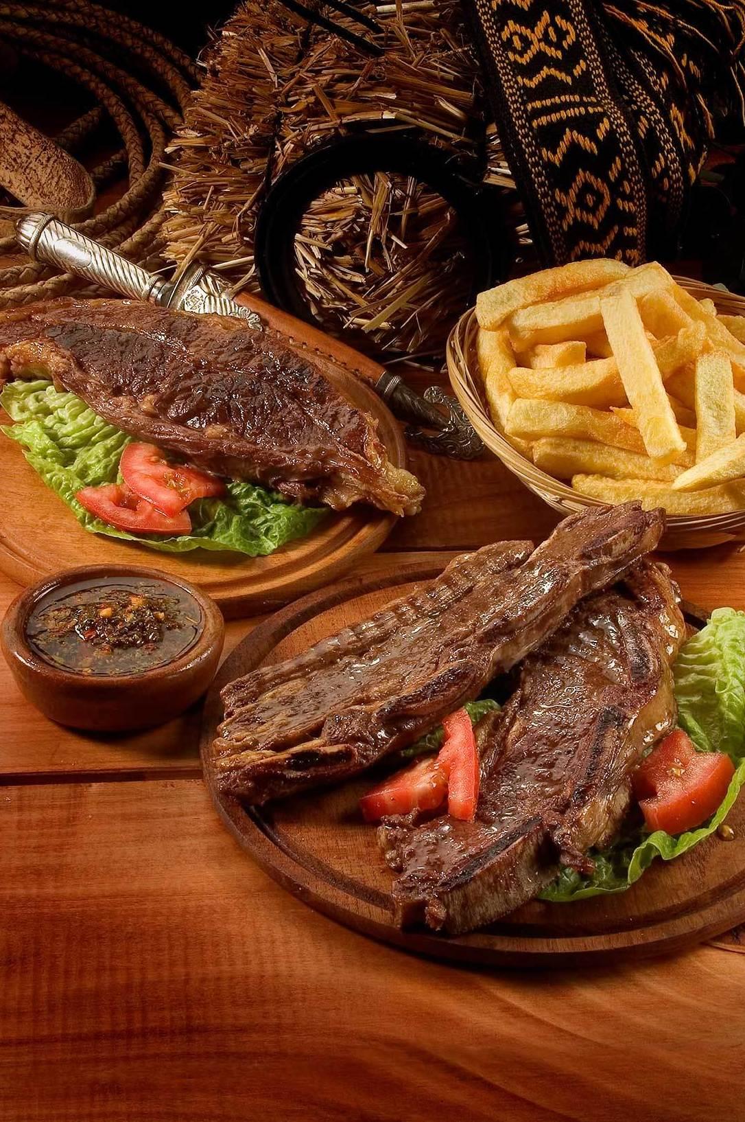 Carnes al estilo argentino