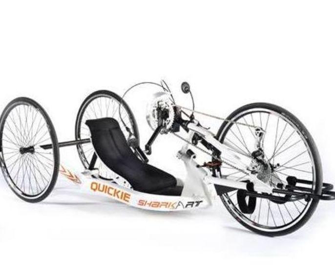 Silla deportiva Handbike