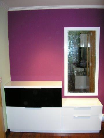 Muebles de emtrada