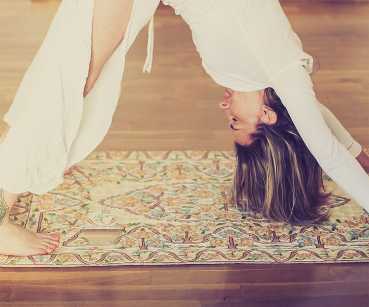 Yoga terapéutico en Salamanca