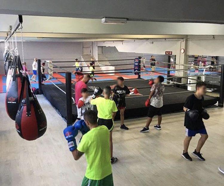 Clases de boxeo en Vallecas, Madrid