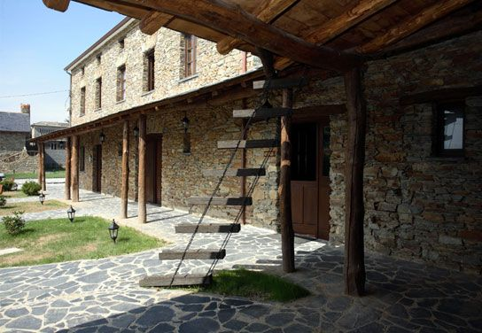 Confortable hotel rural
