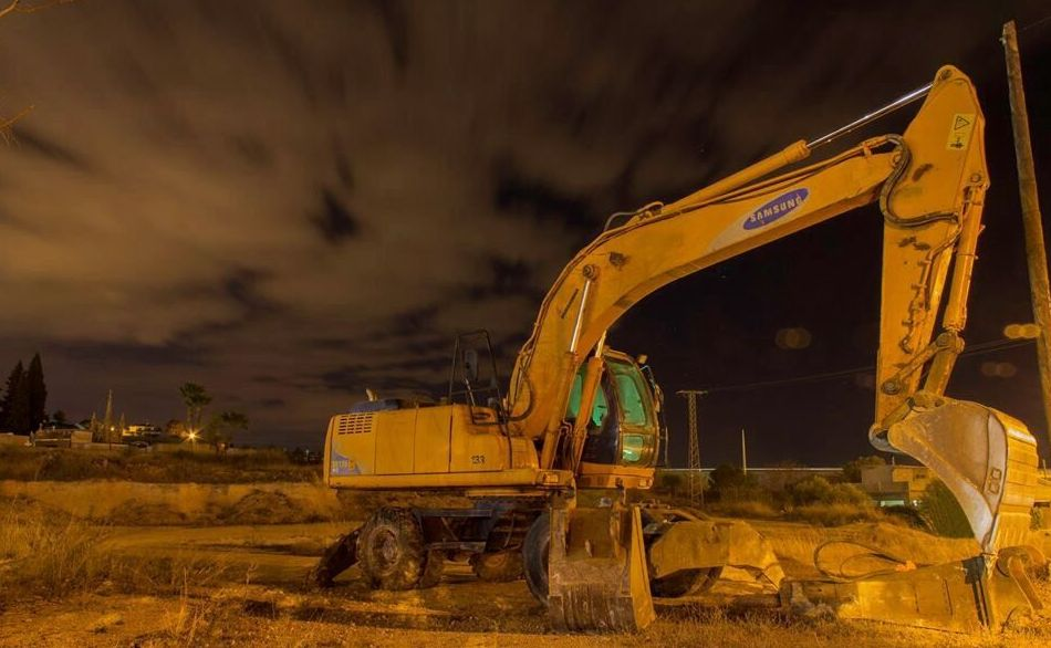 Foto 6 de Excavaciones en San Vicente del Raspeig | Canastell Urbana