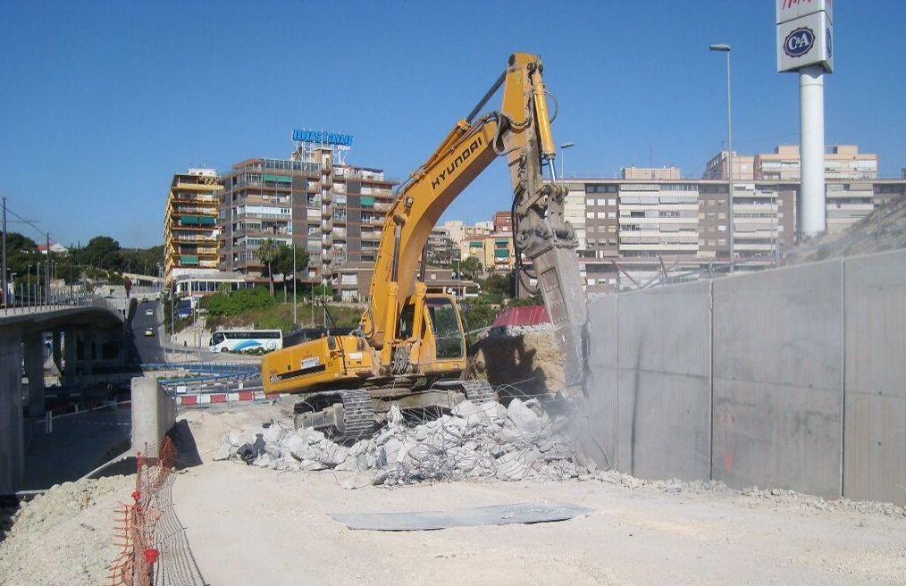 Foto 7 de Excavaciones en San Vicente del Raspeig | Canastell Urbana
