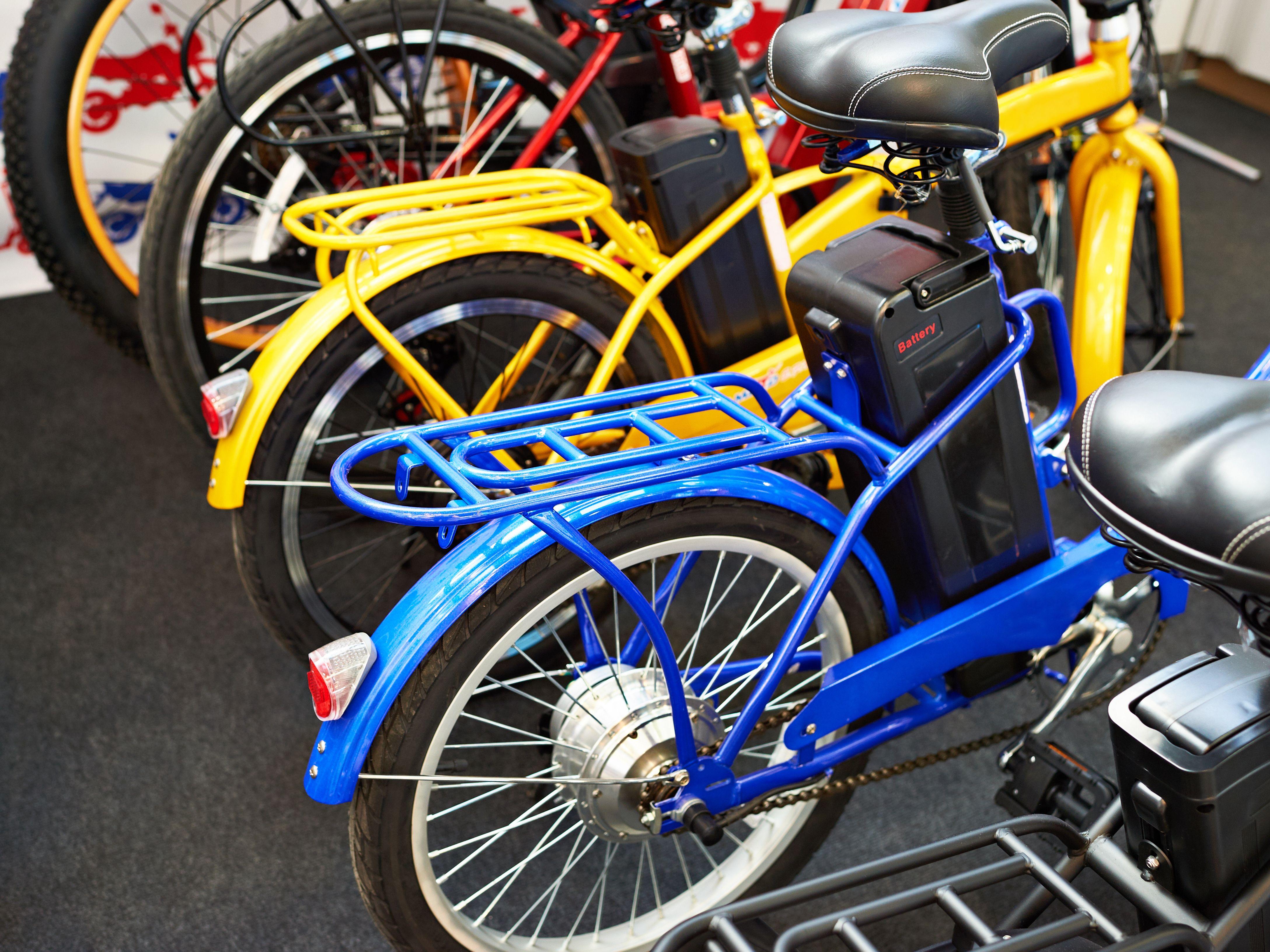 Bicicletas: Servicios de AI Rent